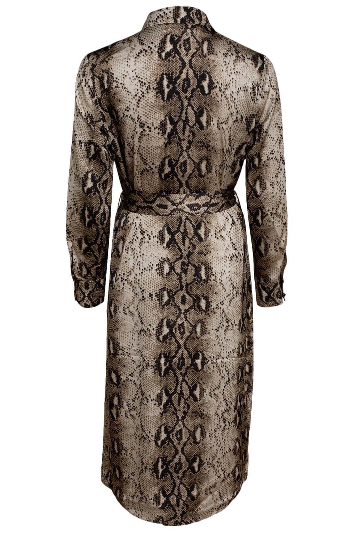 Copenhagen Muse Dames Gina jurk groen
