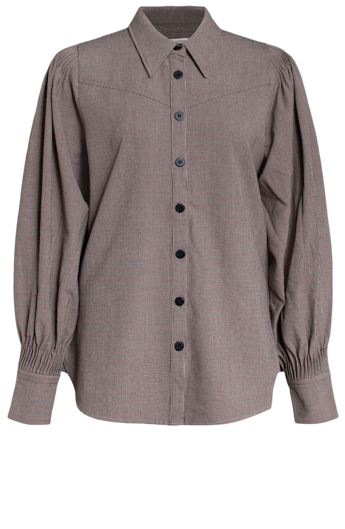Copenhagen Muse Dames Zalin blouse Bruin