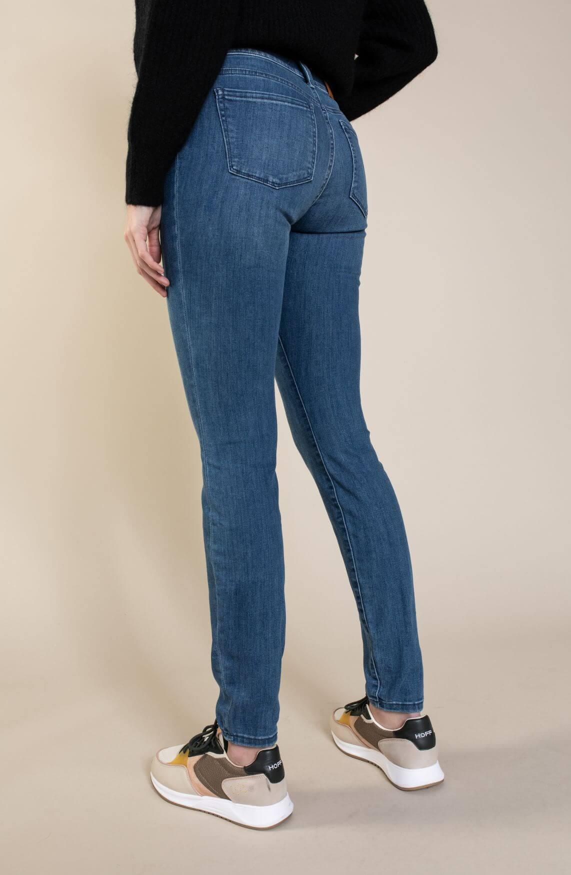 Tommy Hilfiger Dames Jeans Blauw