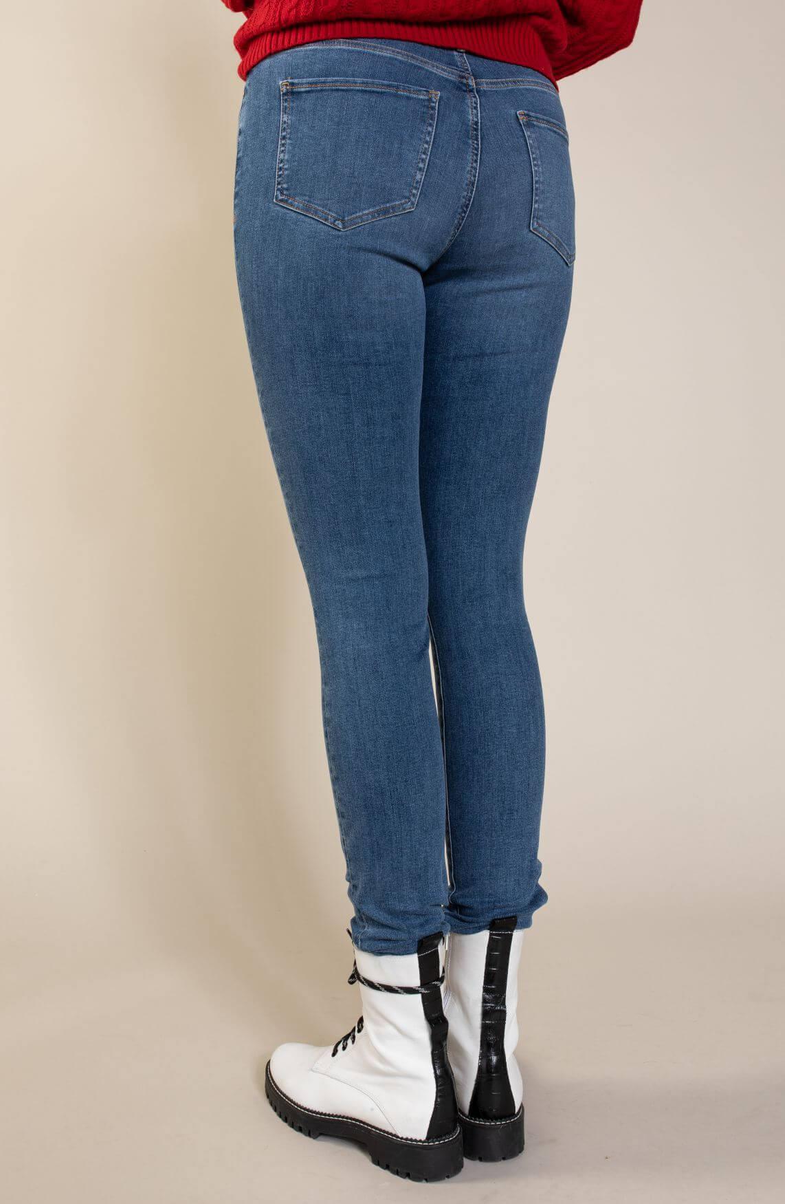 Tommy Hilfiger Dames Skinny jeans Blauw