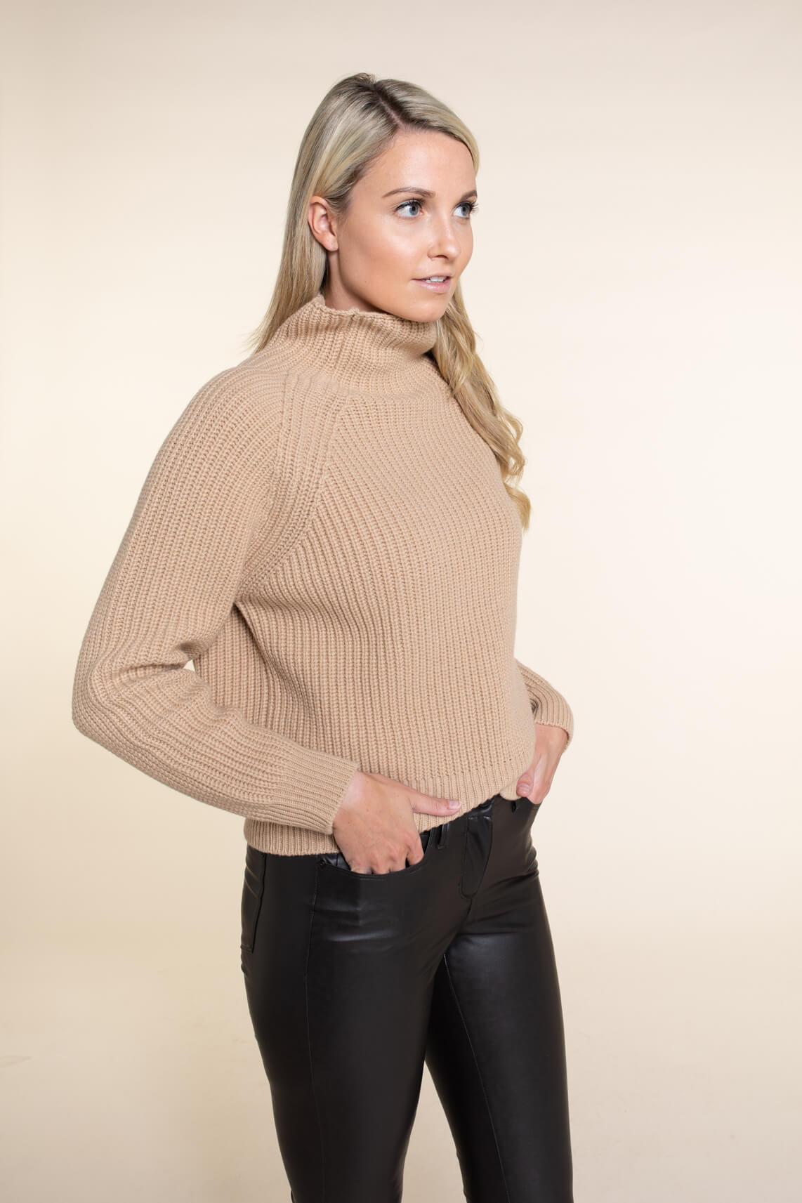 Drykorn Dames Cynara pullover Bruin