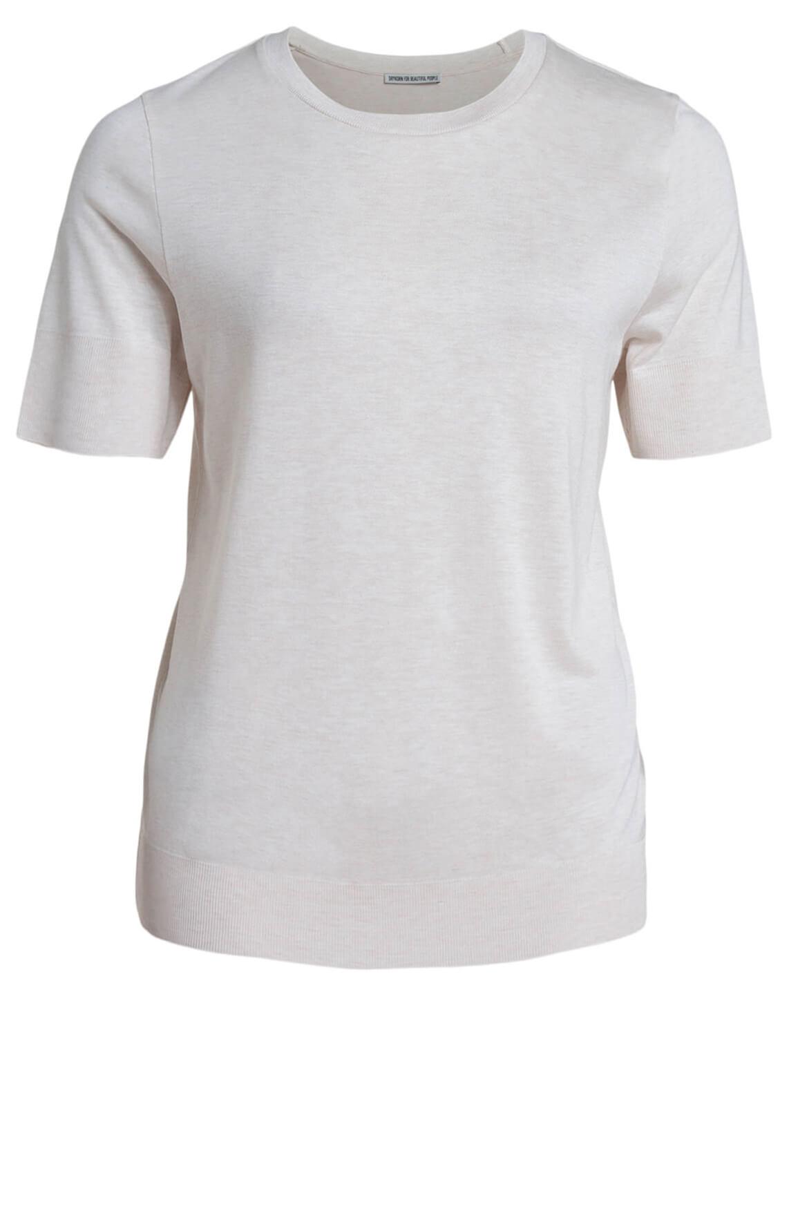 Drykorn Dames Fammy shirt Ecru