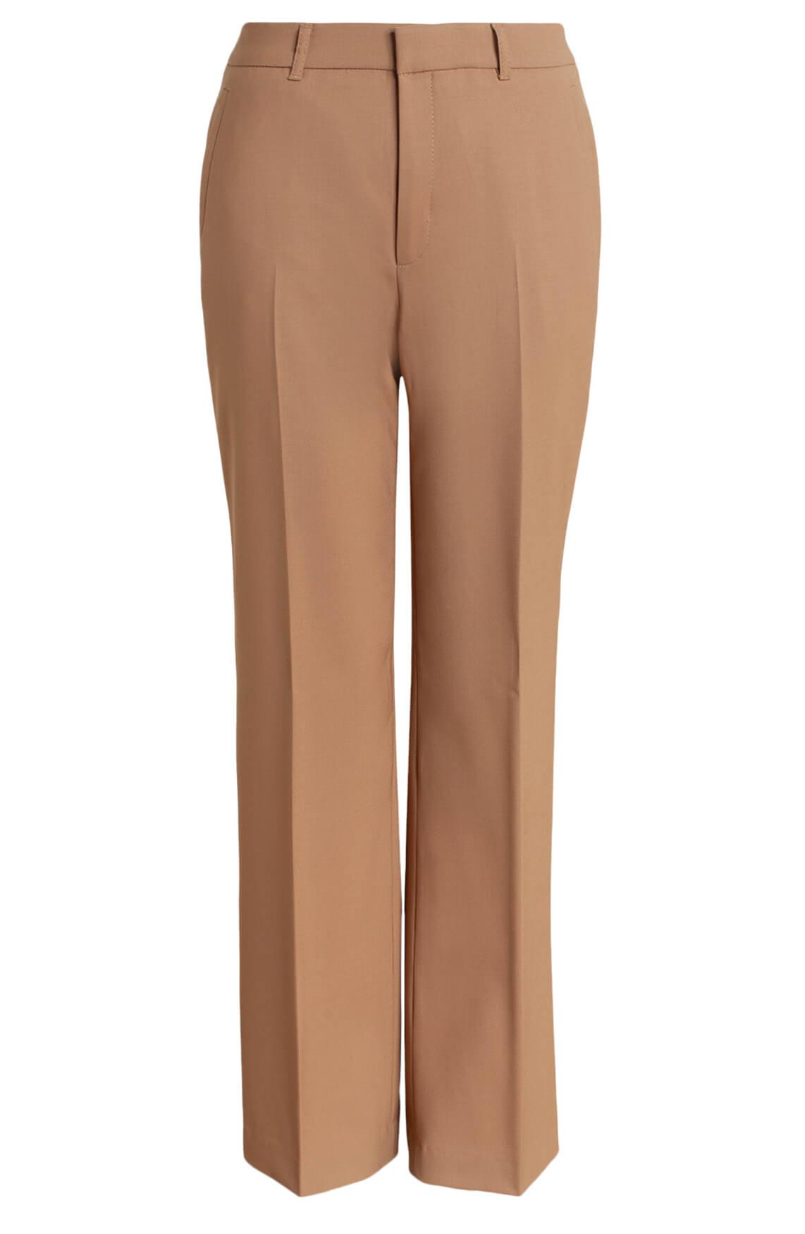Drykorn Dames Header pantalon Bruin