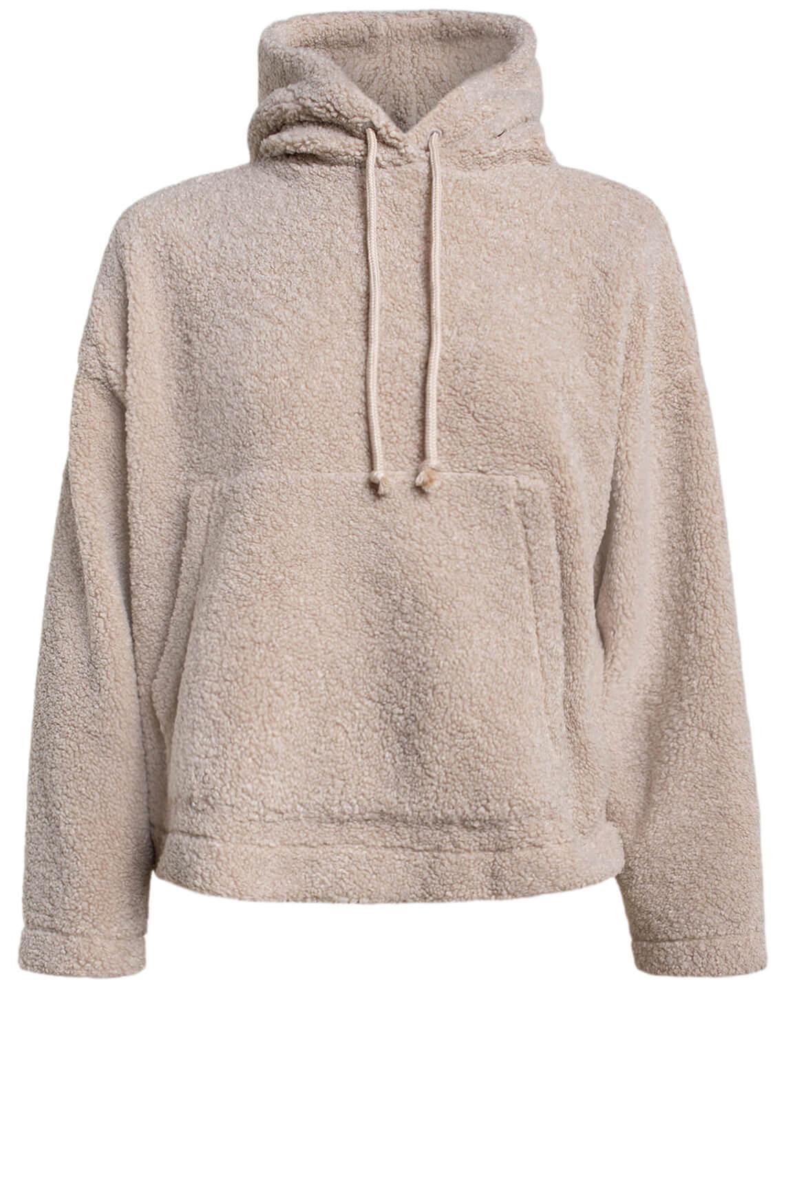 Drykorn Dames Ilmie teddy sweater Bruin