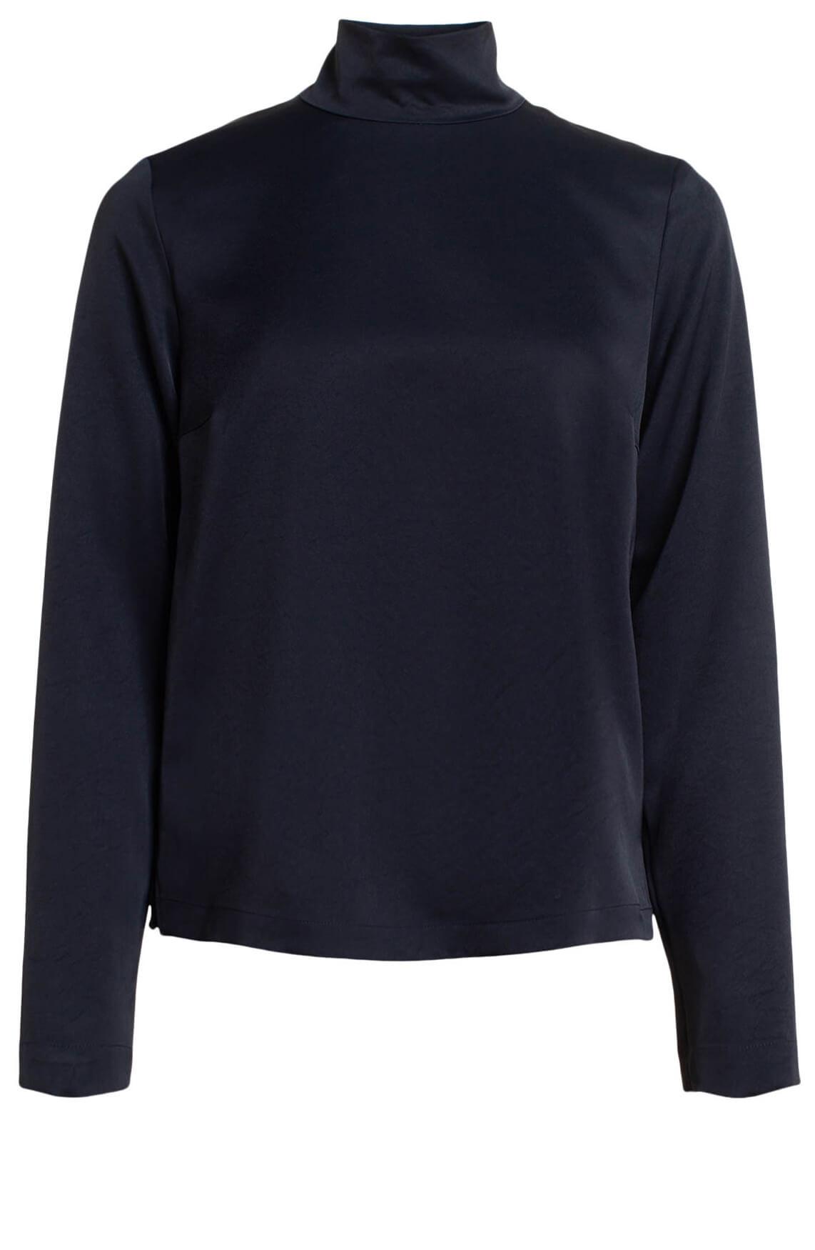 Drykorn Dames Limara blouse zwart