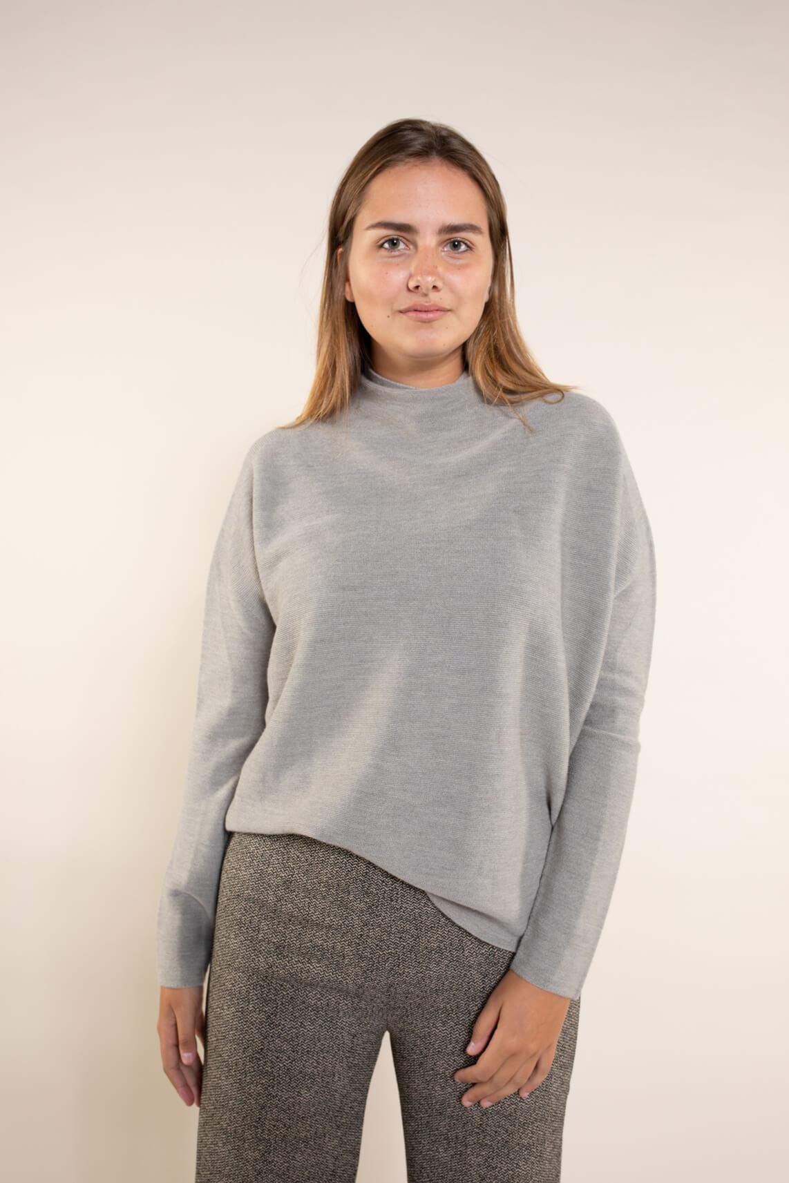 Drykorn Dames Liora pullover Grijs