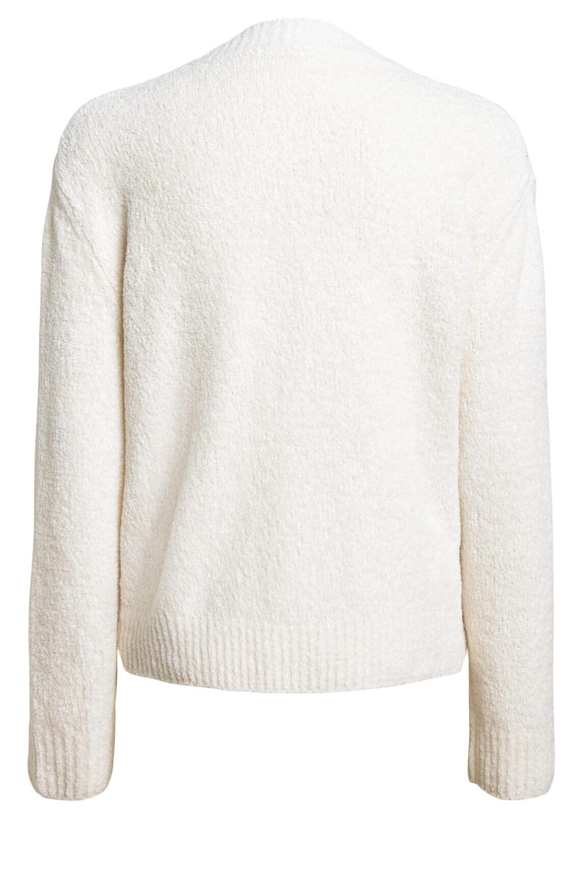 Drykorn Dames Lisei pullover wit