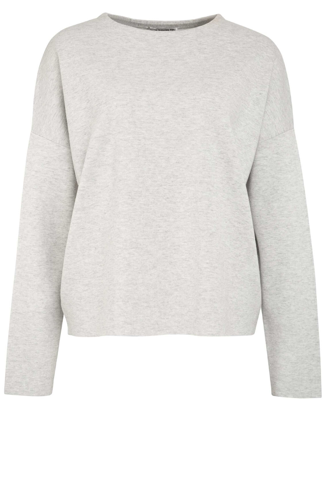 Drykorn Dames Maila pullover Grijs