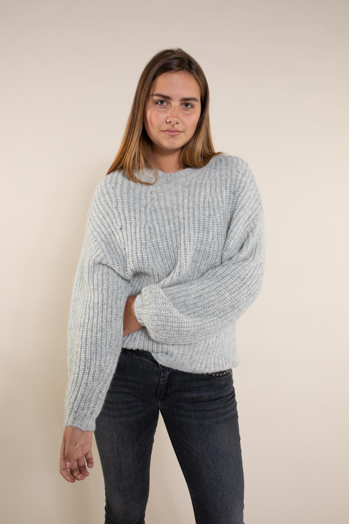 Drykorn Dames Rojana pullover Grijs