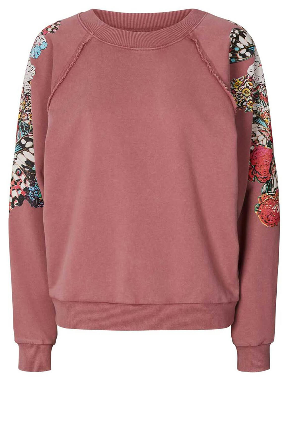 Lollys Laundry Dames Tate sweater roze