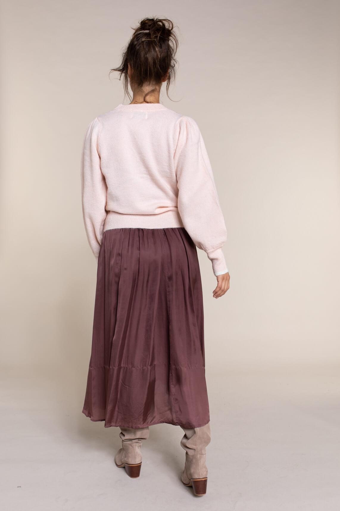 Lollys Laundry Dames Laura vest roze