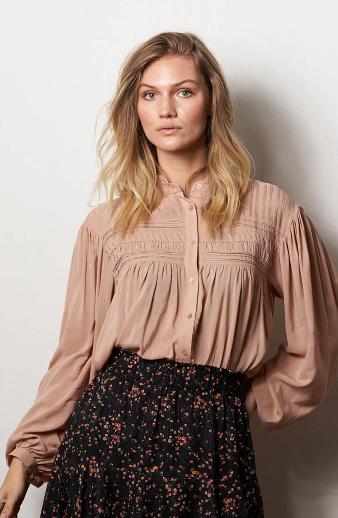 Lollys Laundry Dames Cara blouse roze