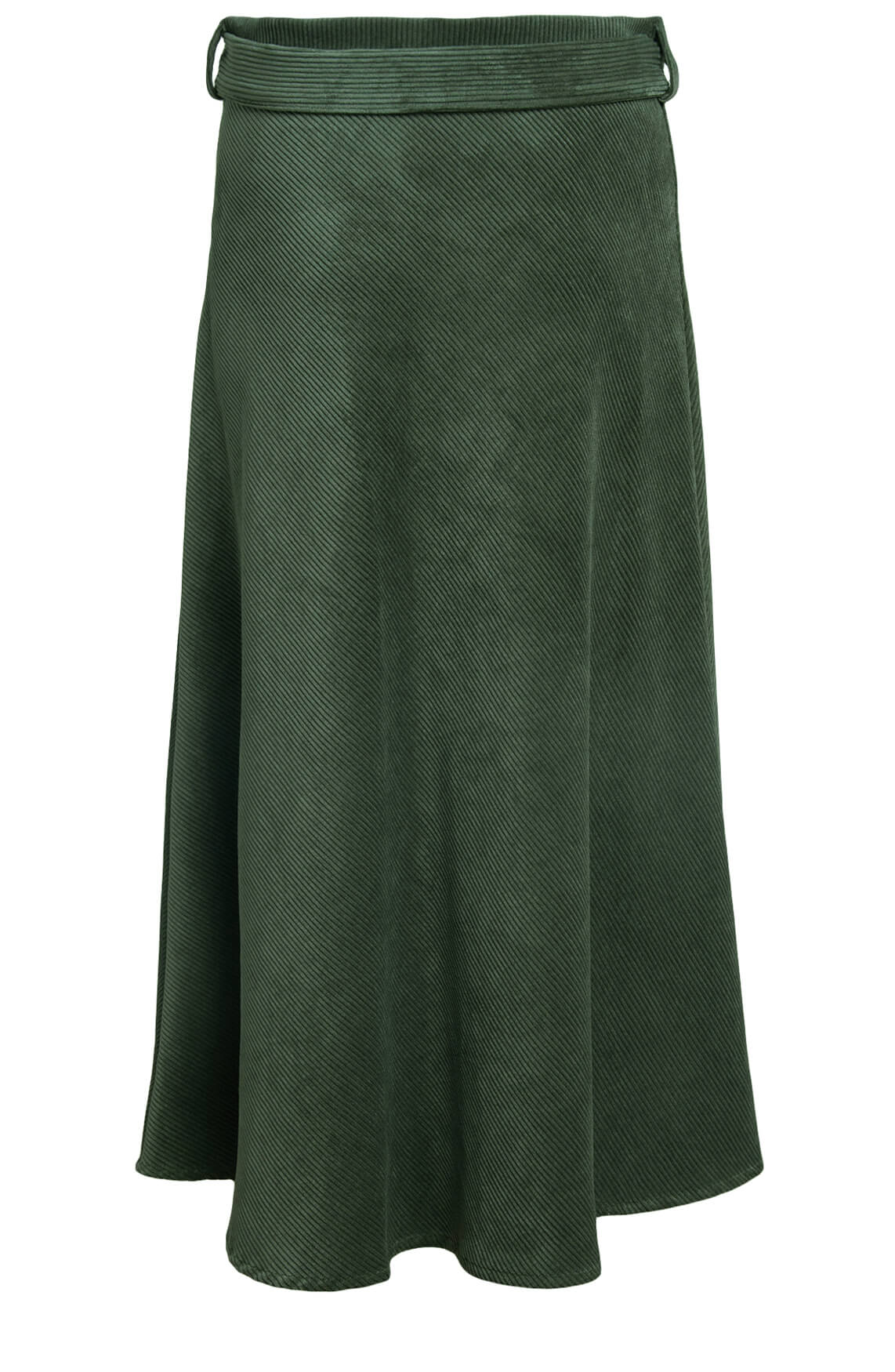 La Fée Maraboutée Dames Rib rok groen