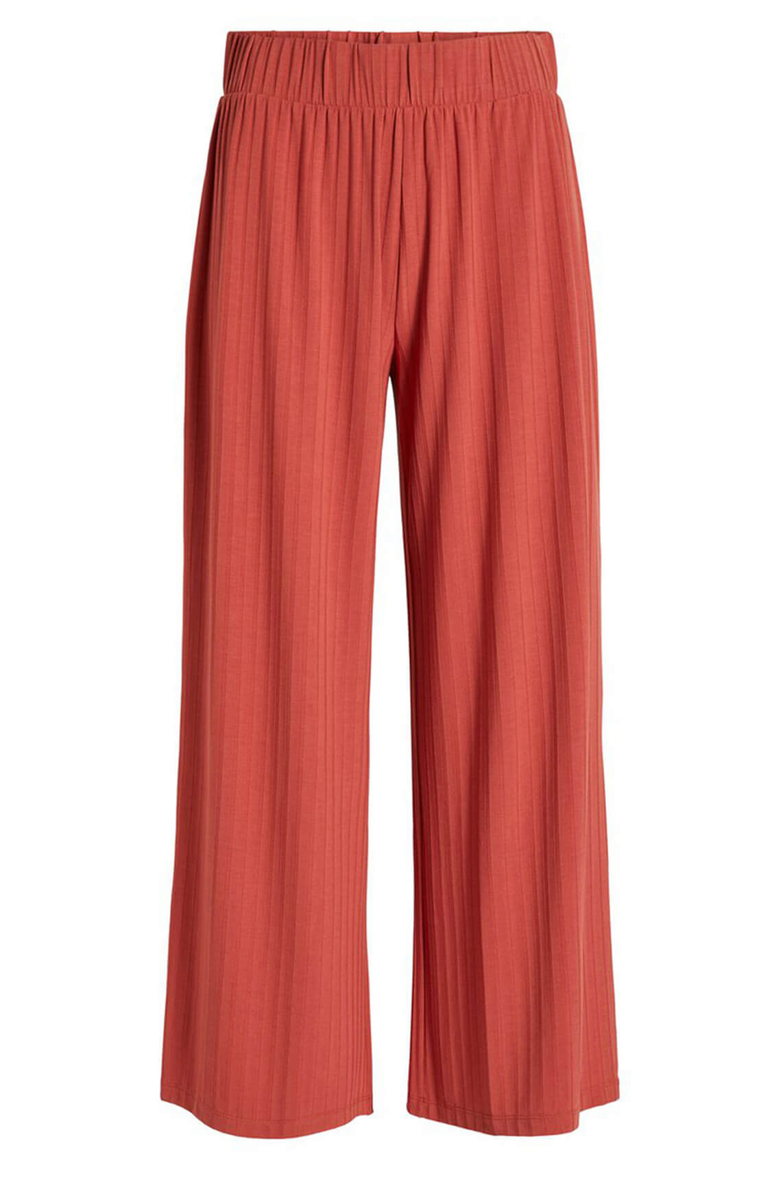 Object Dames Violetta cropped broek Rood