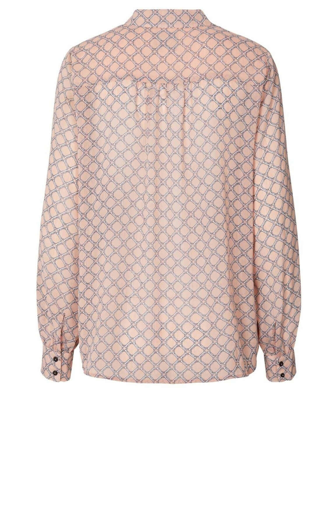 Lollys Laundry Dames Molly blouse roze