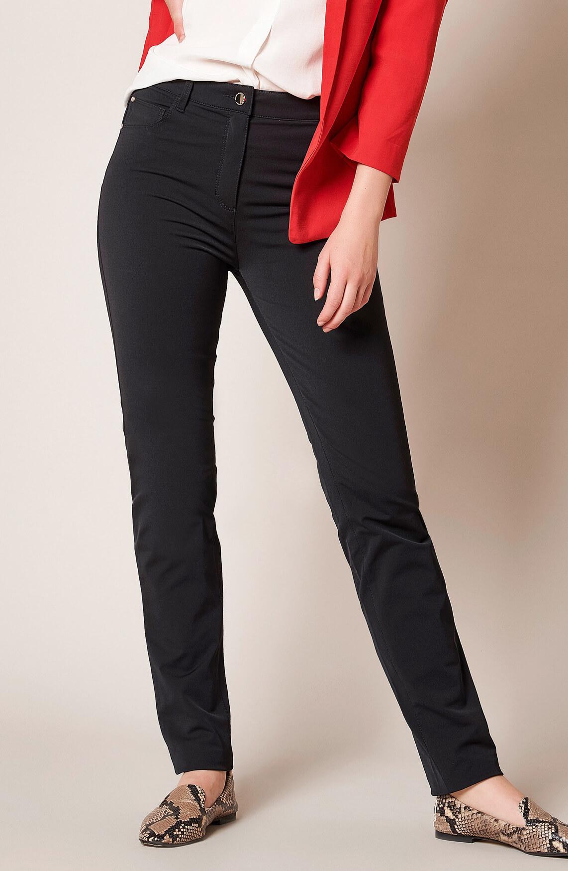 Rosner Dames L30 Audrey pantalon Zwart