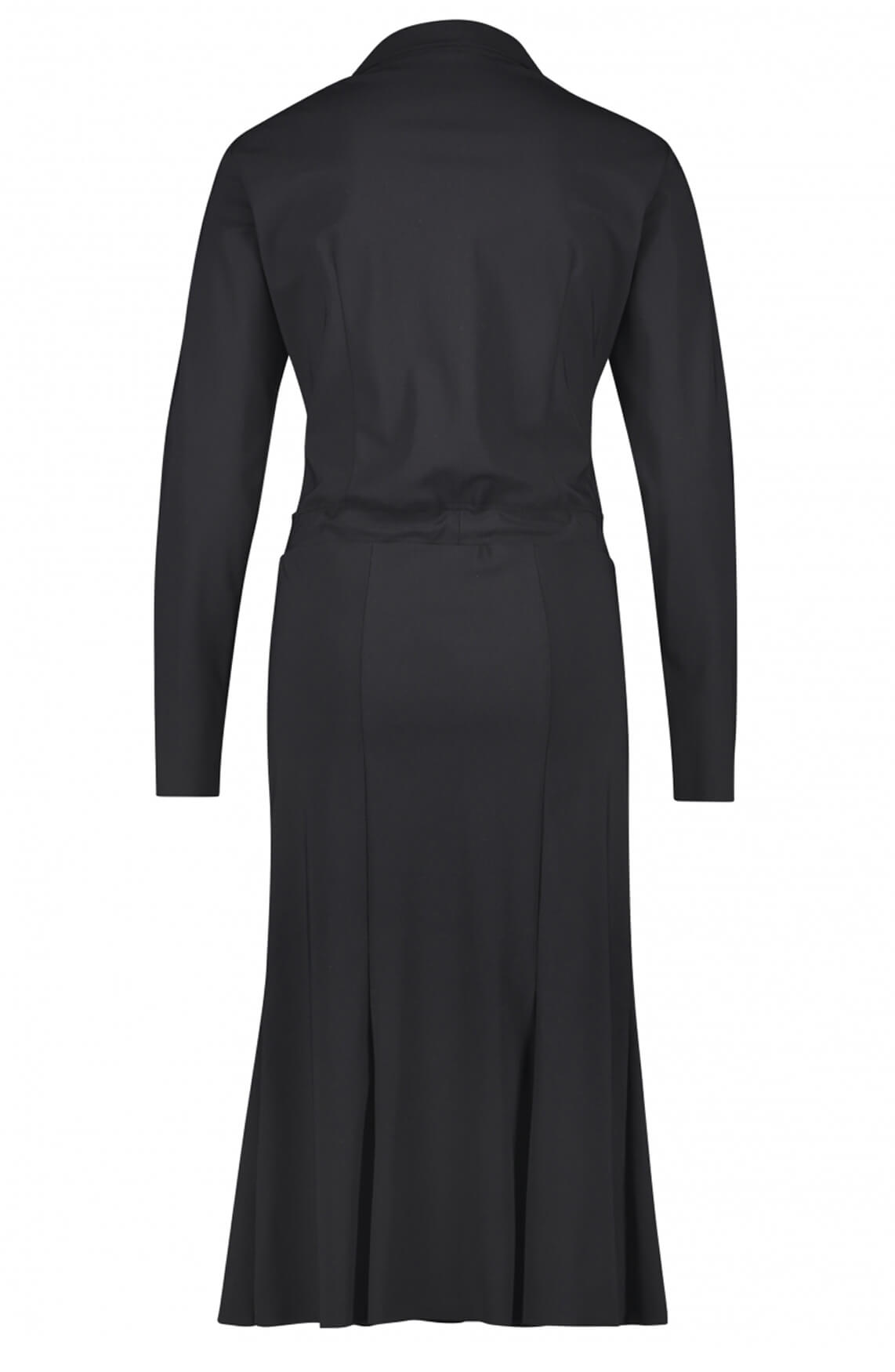 Jane Lushka Dames Rosi jurk zwart