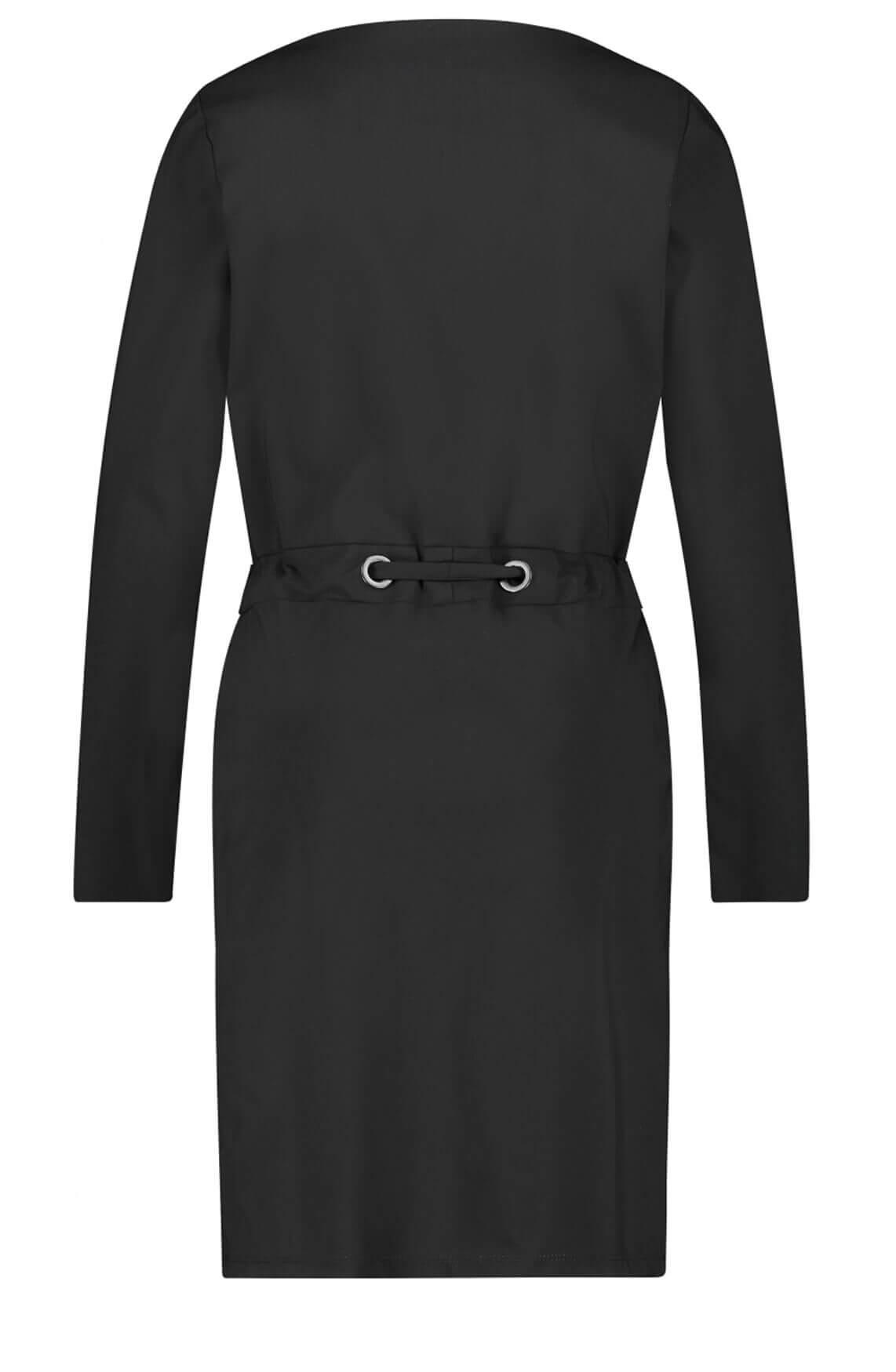 Jane Lushka Dames Fem jurk zwart