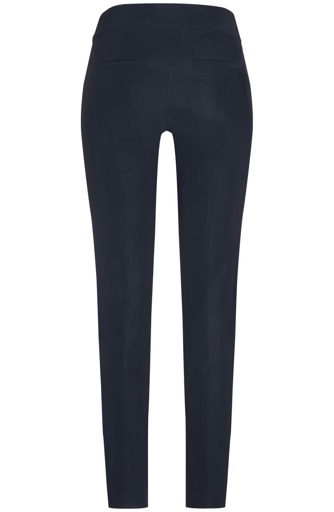 Cambio Dames Rainbow pantalon Blauw