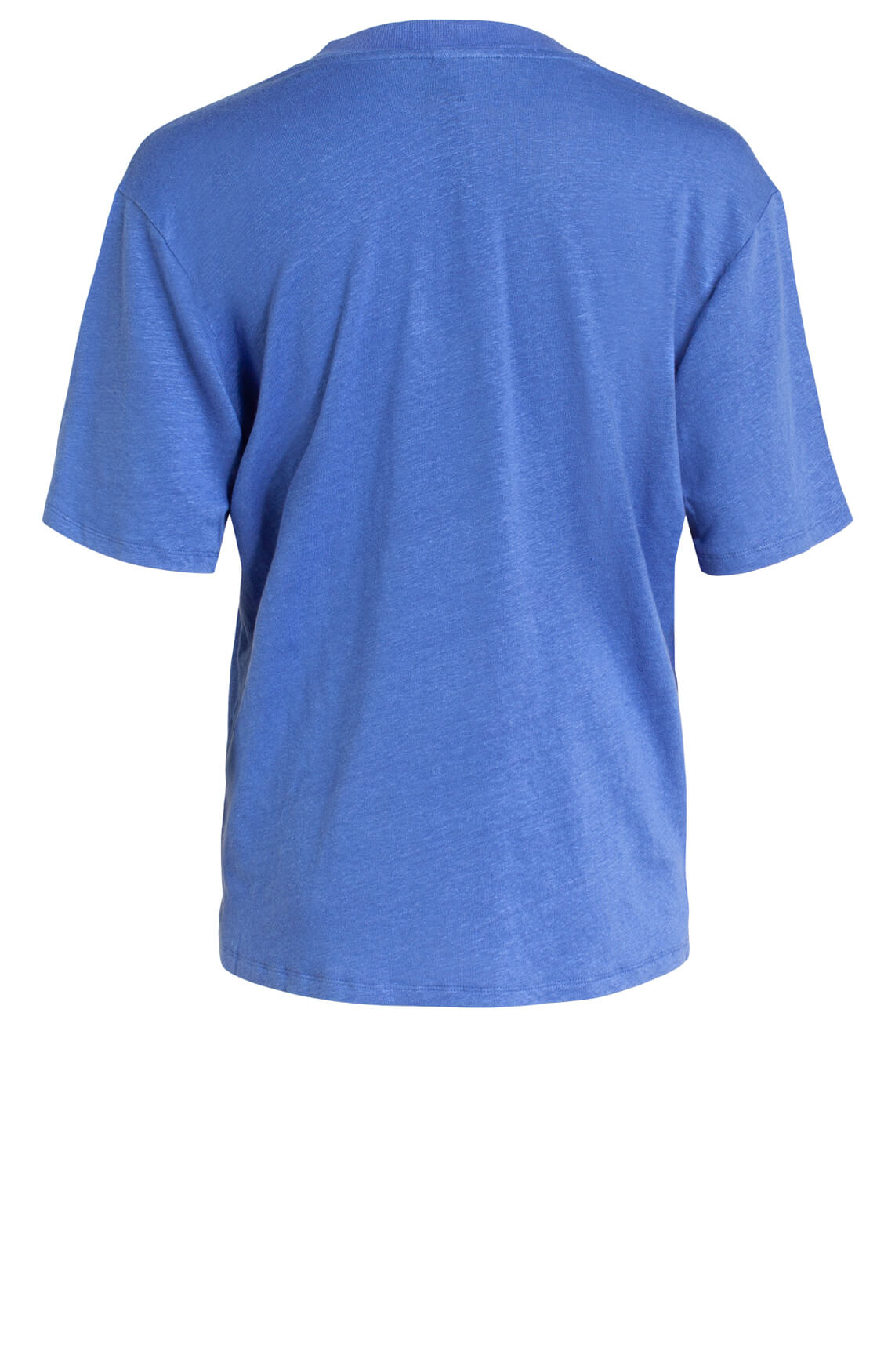 10 Days Dames Linnen shirt Blauw