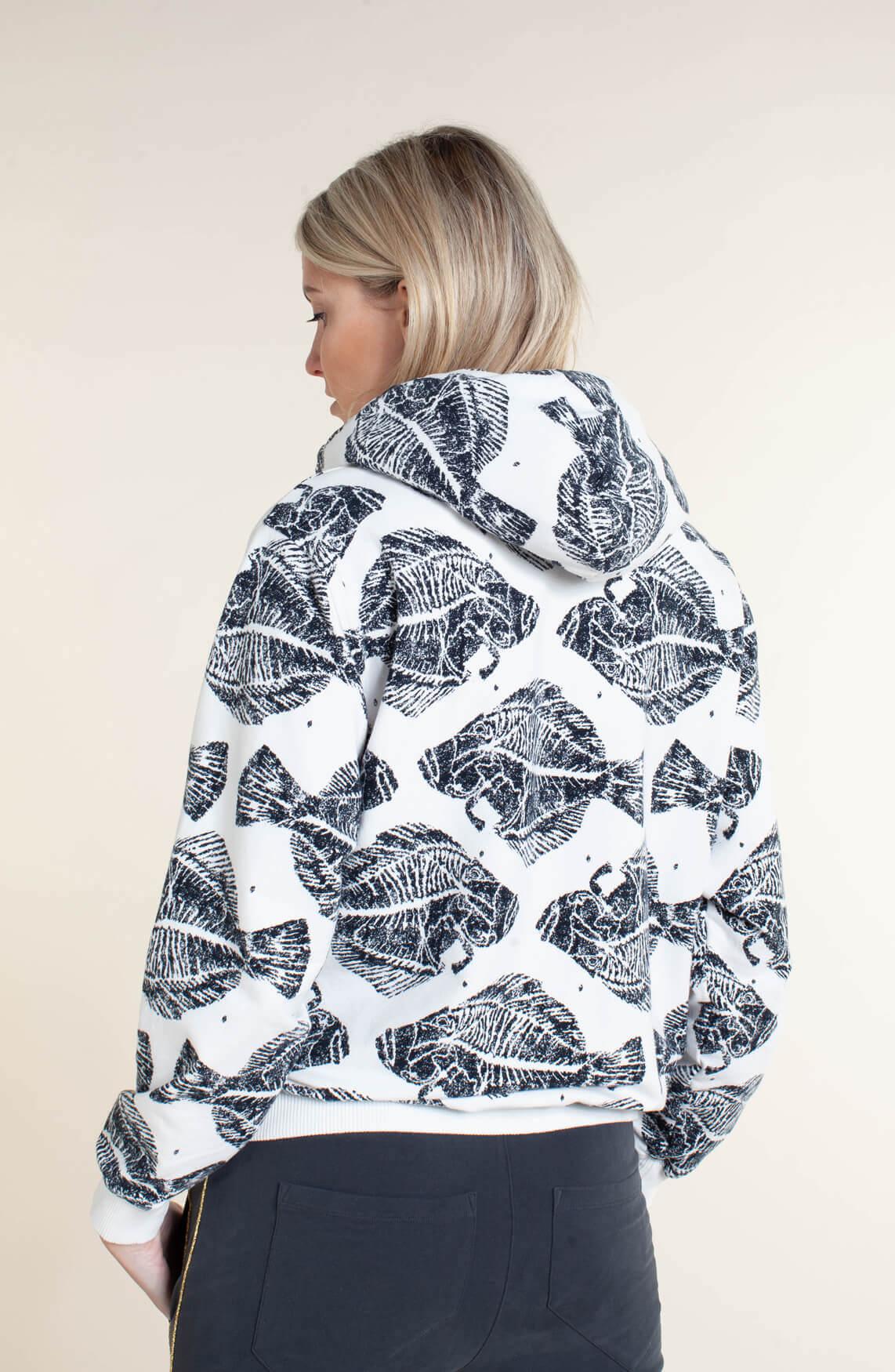 10 Days Dames Piranha sweater Grijs