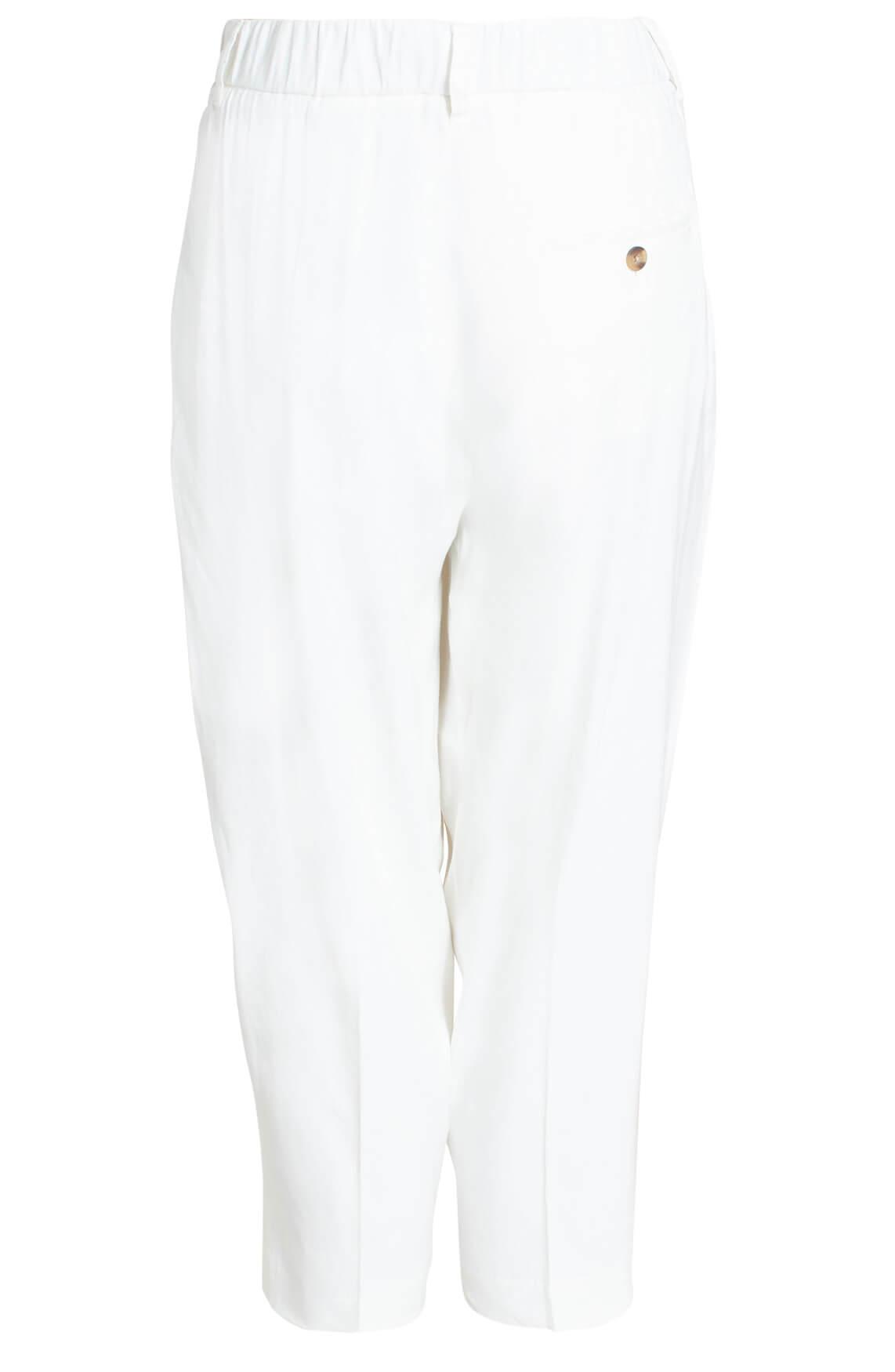 Copenhagen Muse Dames Pantalon wit