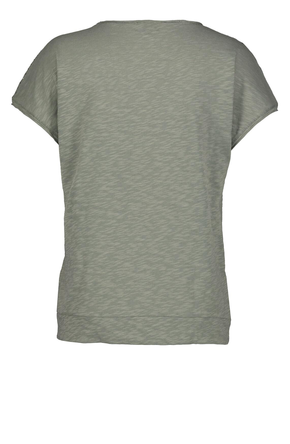 Monari Dames Shirt Grijs
