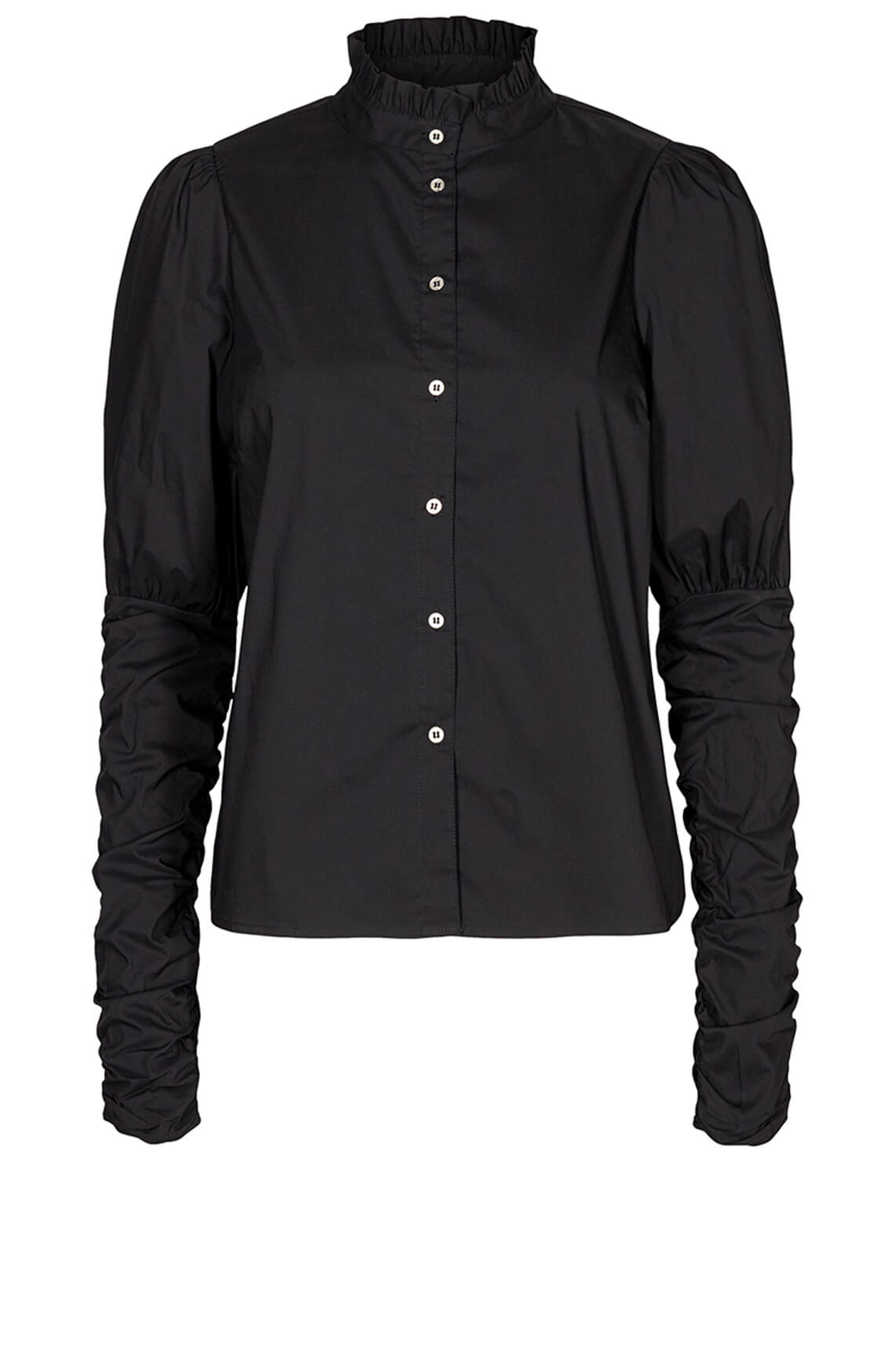 Co Couture Dames Sandy blouse zwart