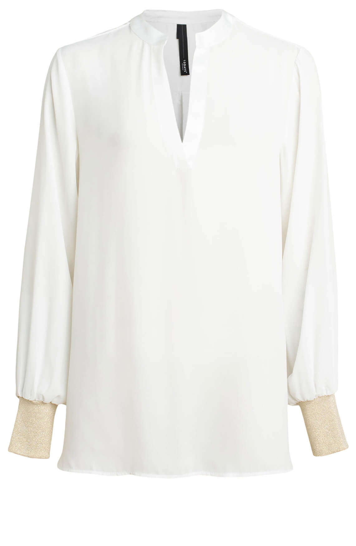 10 Days Dames Flowy blouse wit