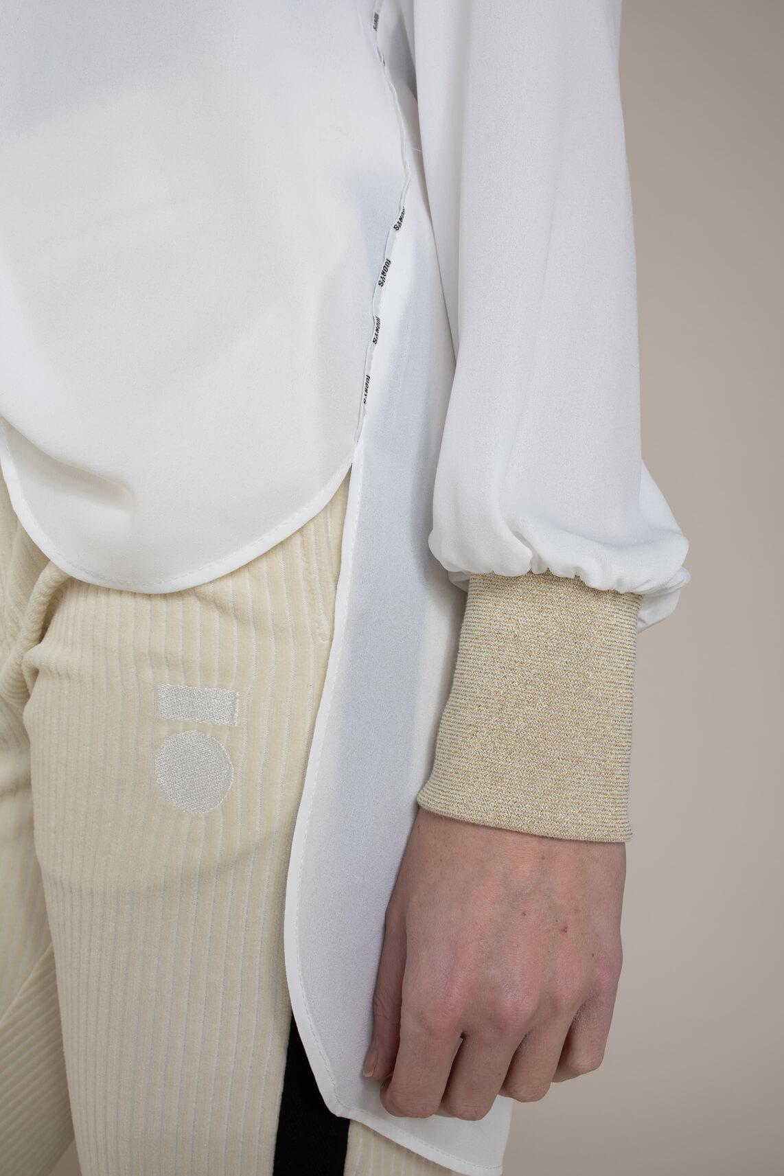 10 Days Dames Flowy blouse wit