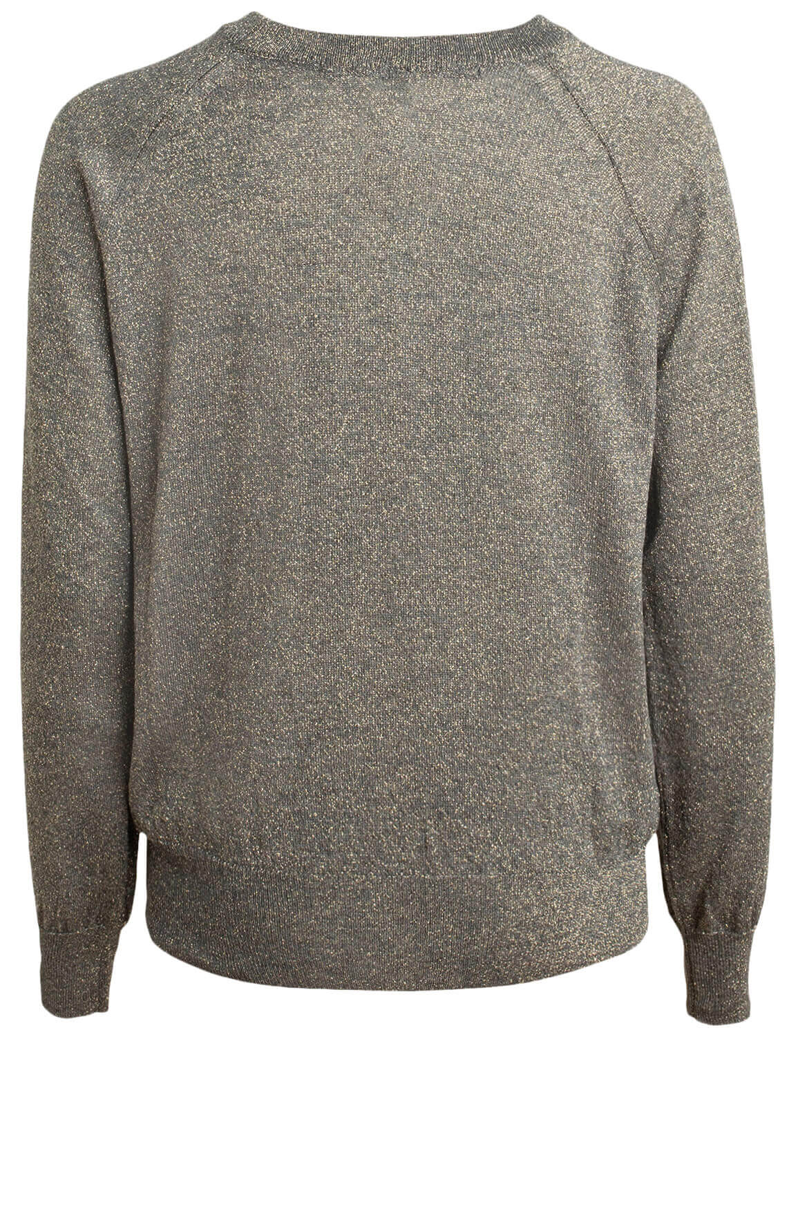 10 Days Dames Sparkle pullover groen