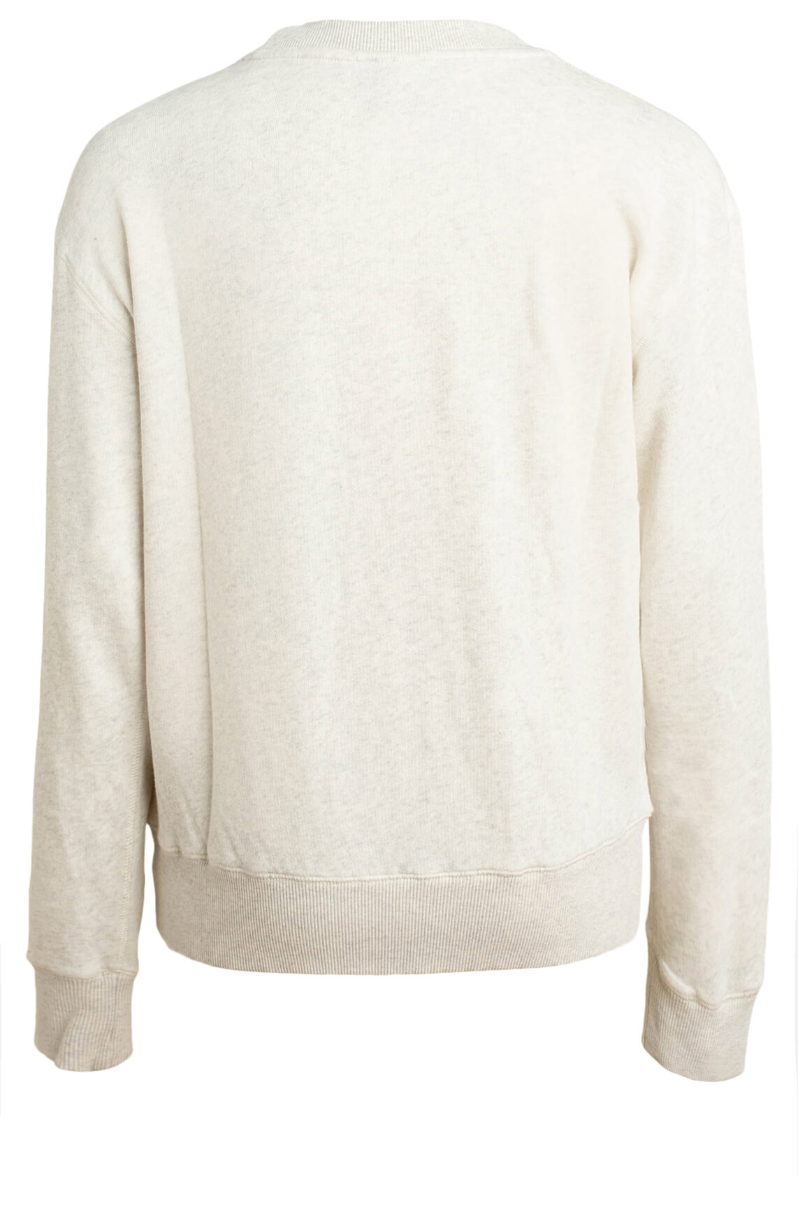 10 Days Dames Gemêleerde sweater Ecru