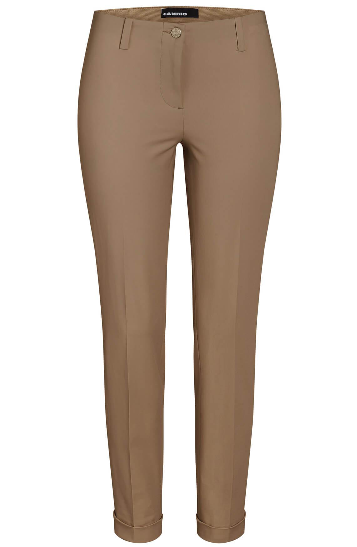 Cambio Dames Ros pantalon Bruin