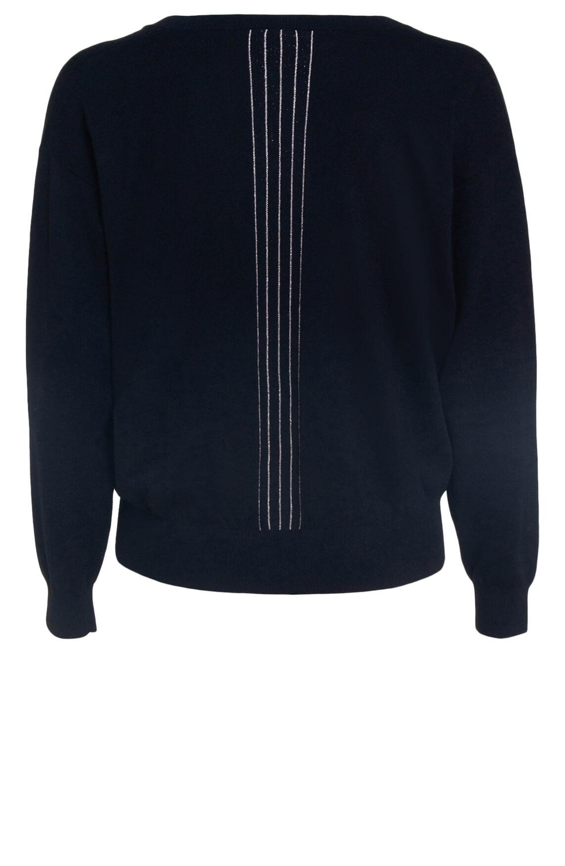 10 Days Dames Sparkle sweater zwart