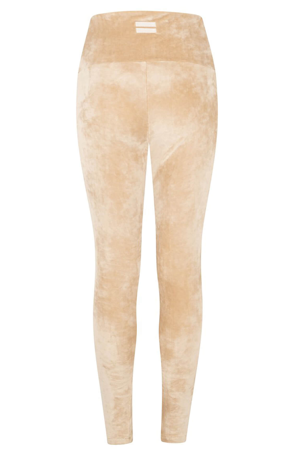 10 Days Dames Velvet legging Ecru
