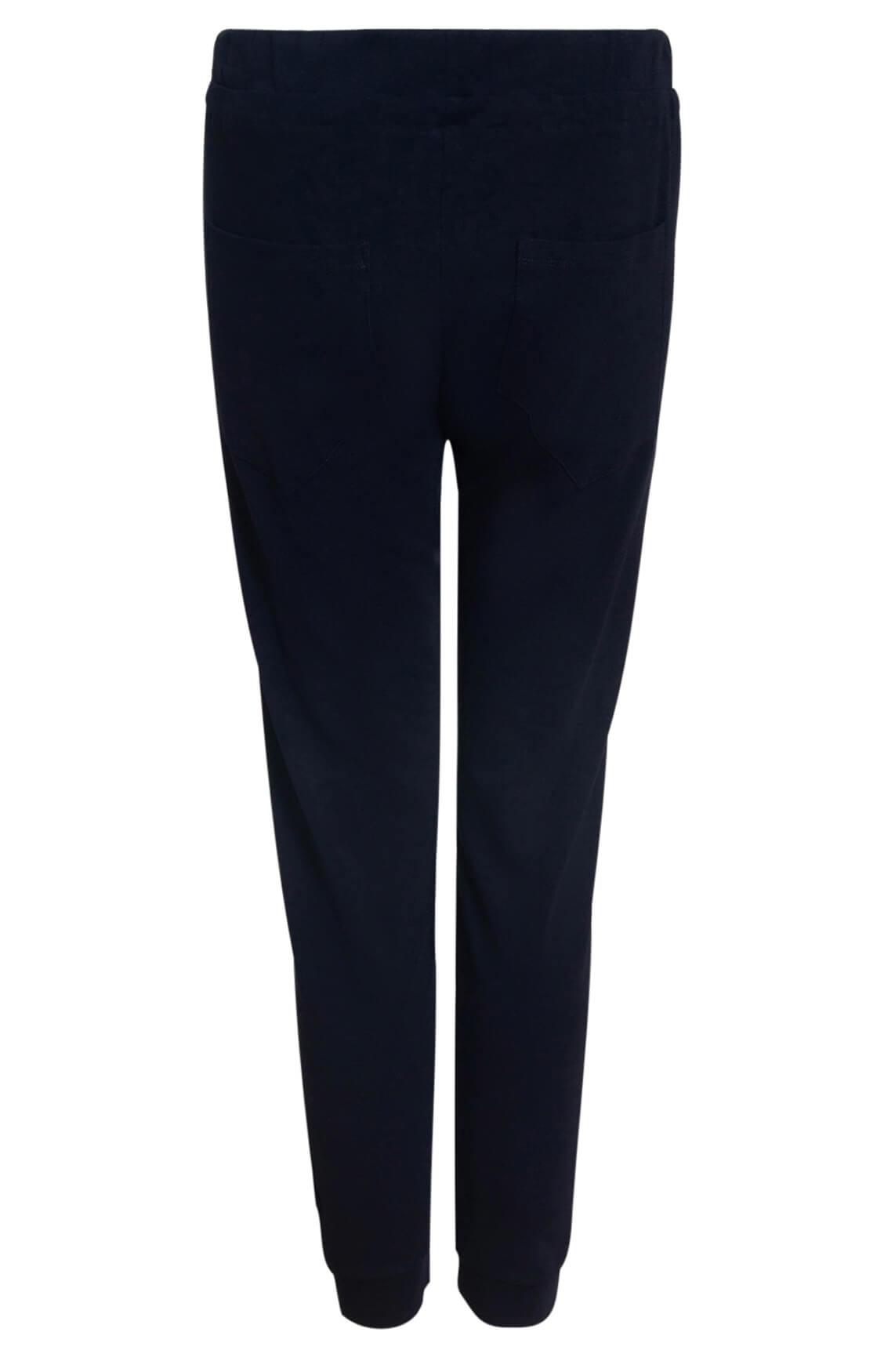 10 Days Dames Chino jogger zwart