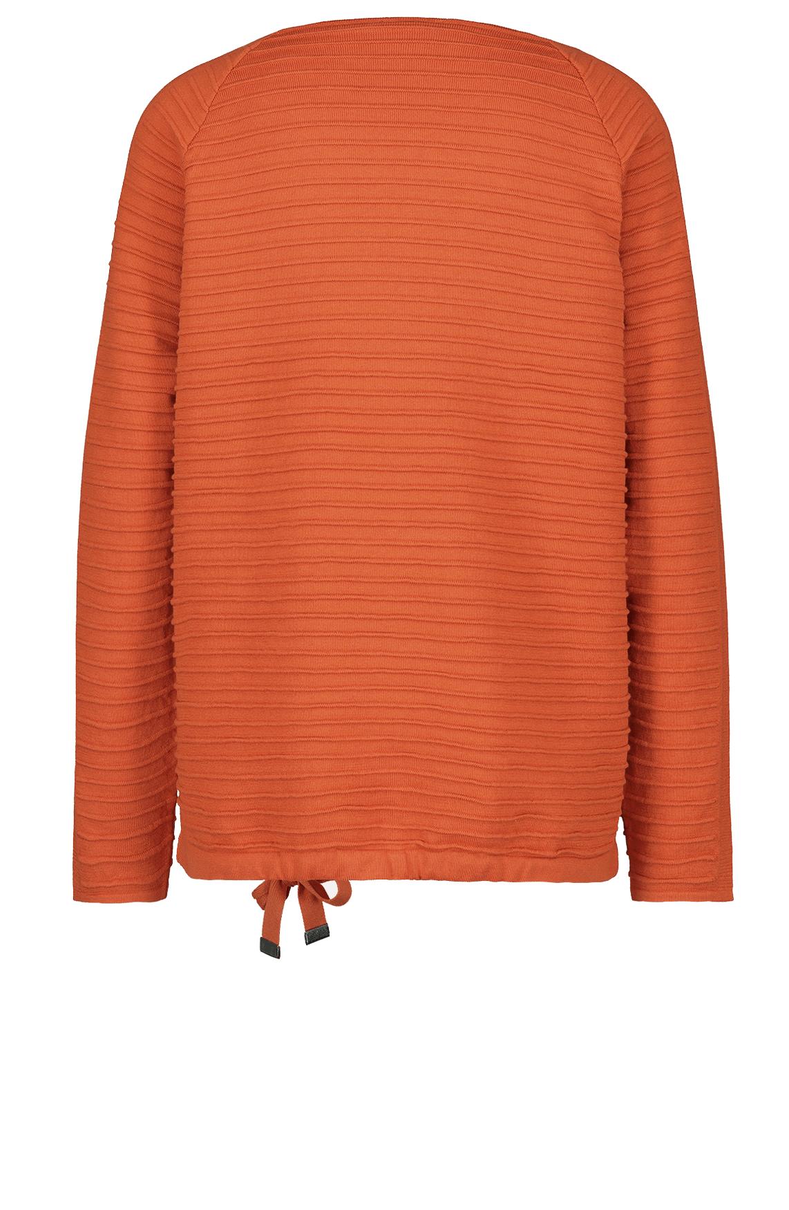 Monari Dames Pullover Oranje
