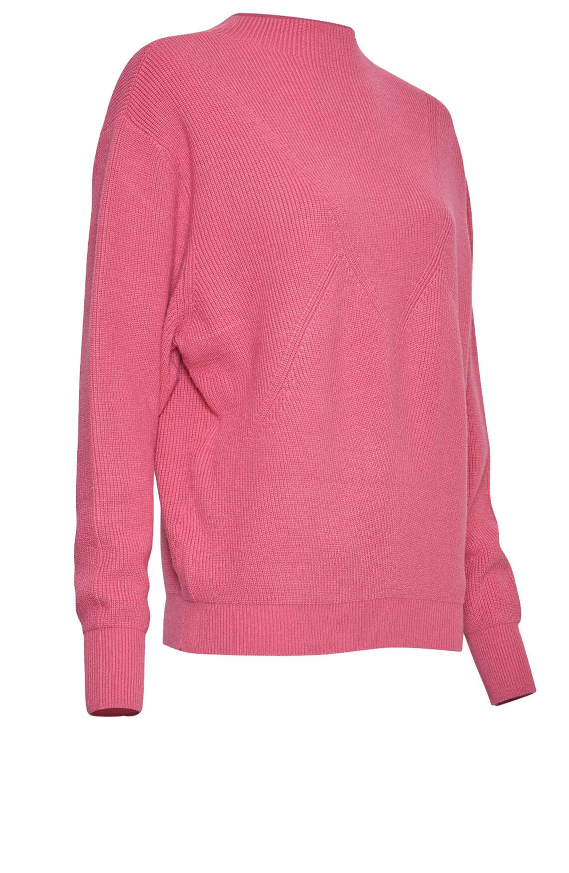 Moss Copenhagen Dames Jilli pullover roze