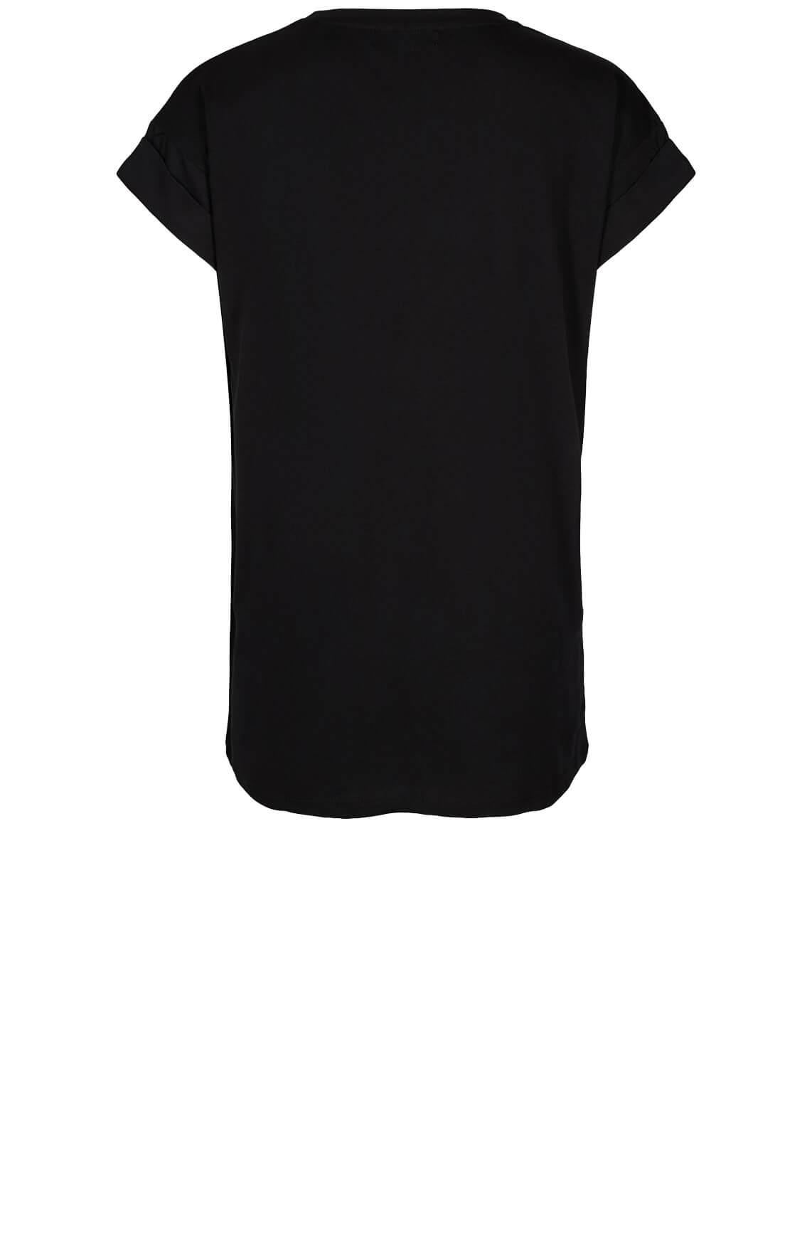 Moss Copenhagen Dames Alva MSCH shirt zwart