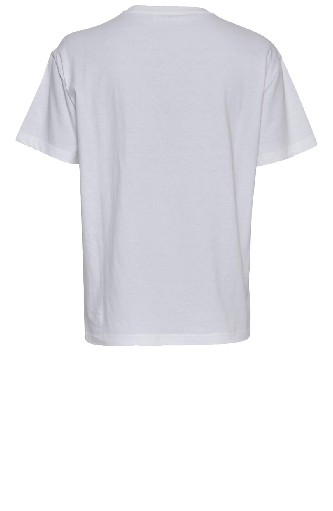Moss Copenhagen Dames Liv shirt wit
