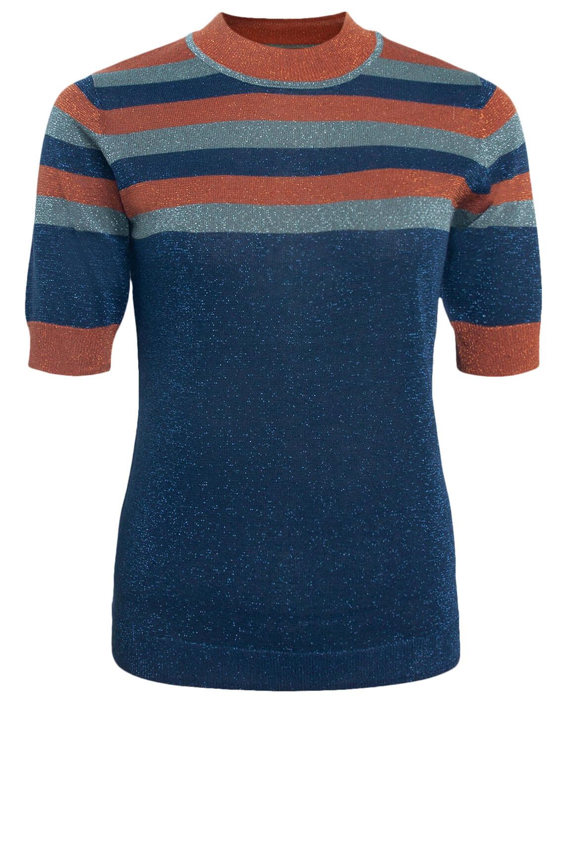 Numph Dames Bree shirt Blauw