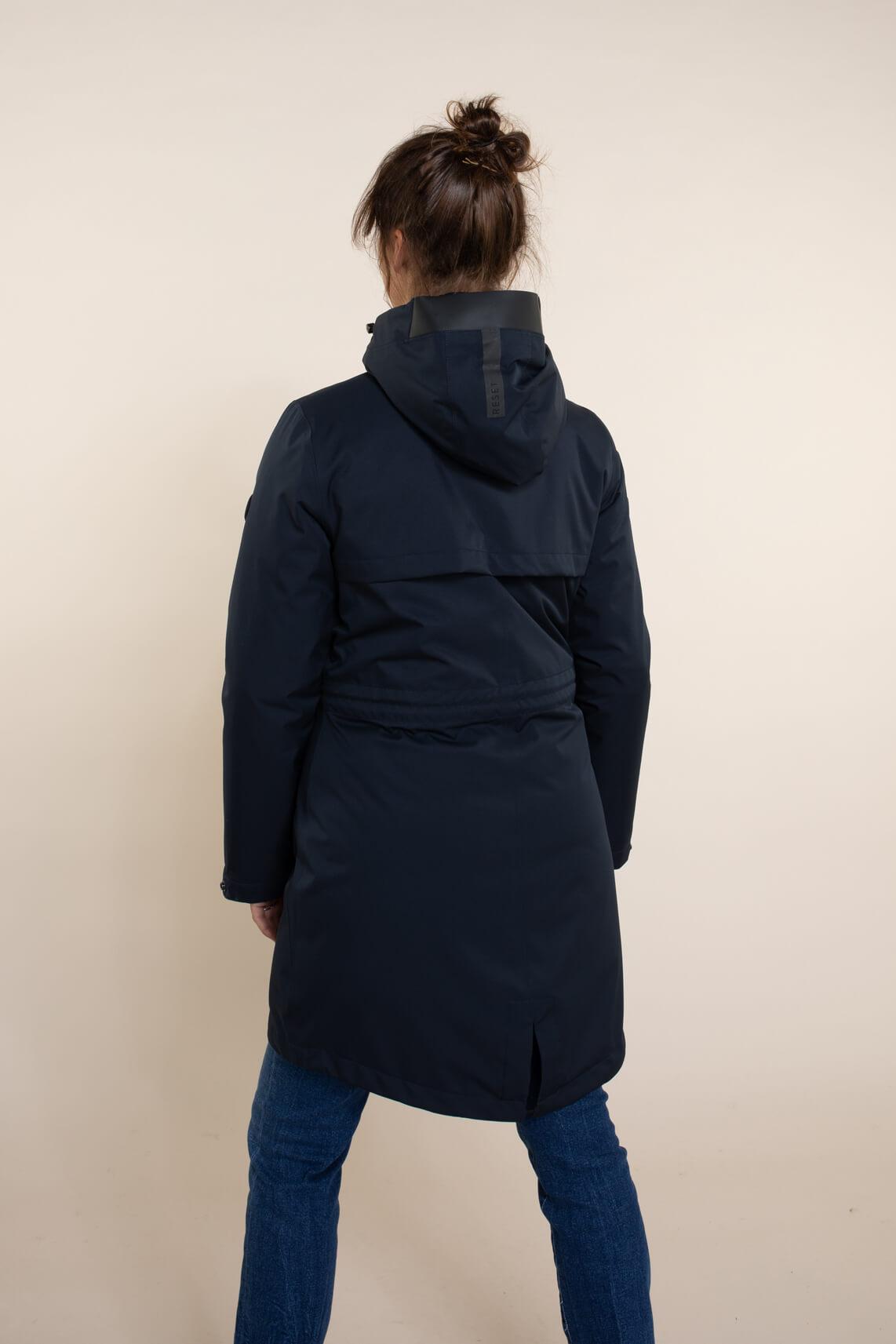 Reset Dames Rebecca 3 in 1 jas Blauw