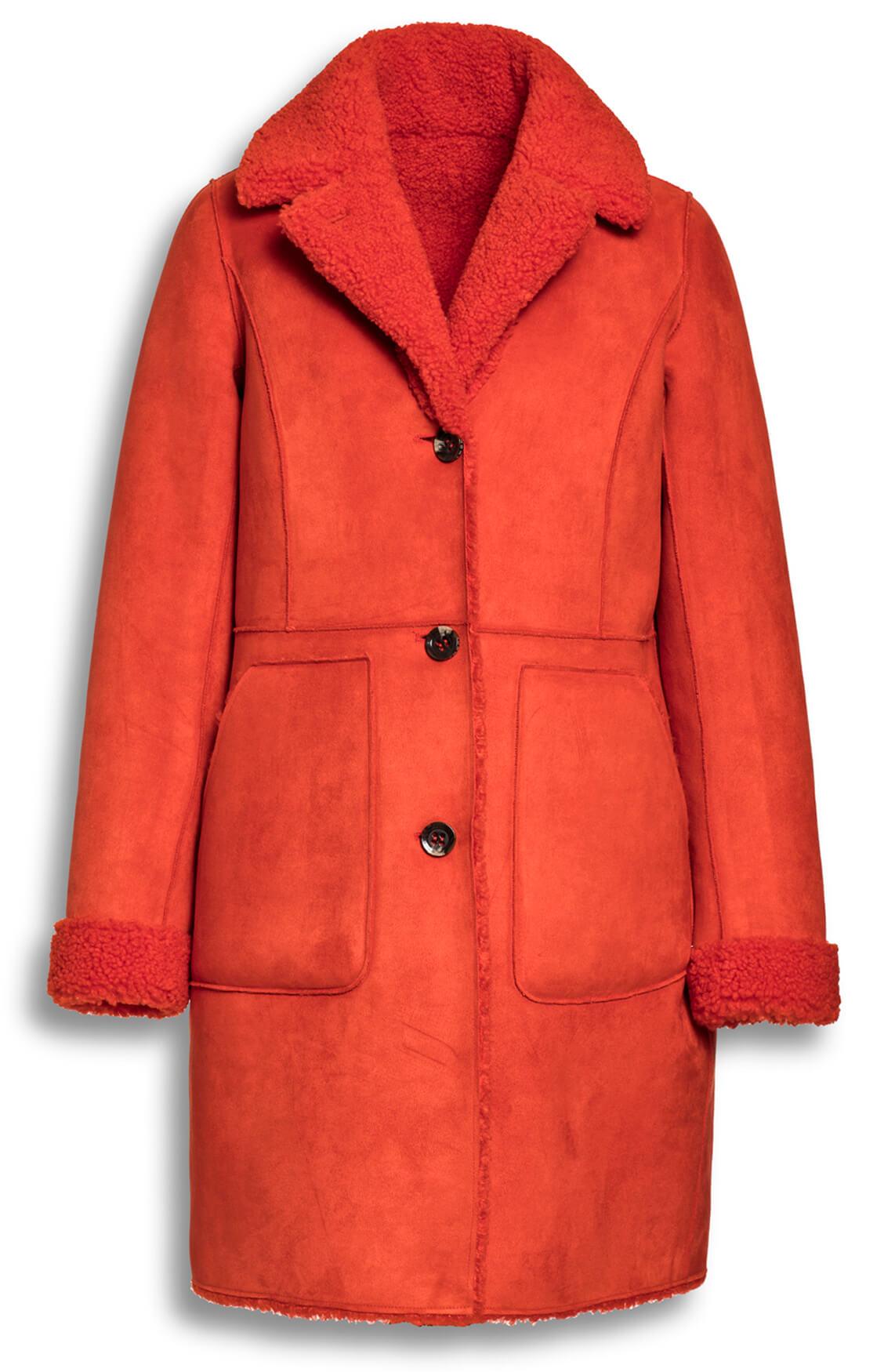 Beaumont Dames Reversible lammy Oranje