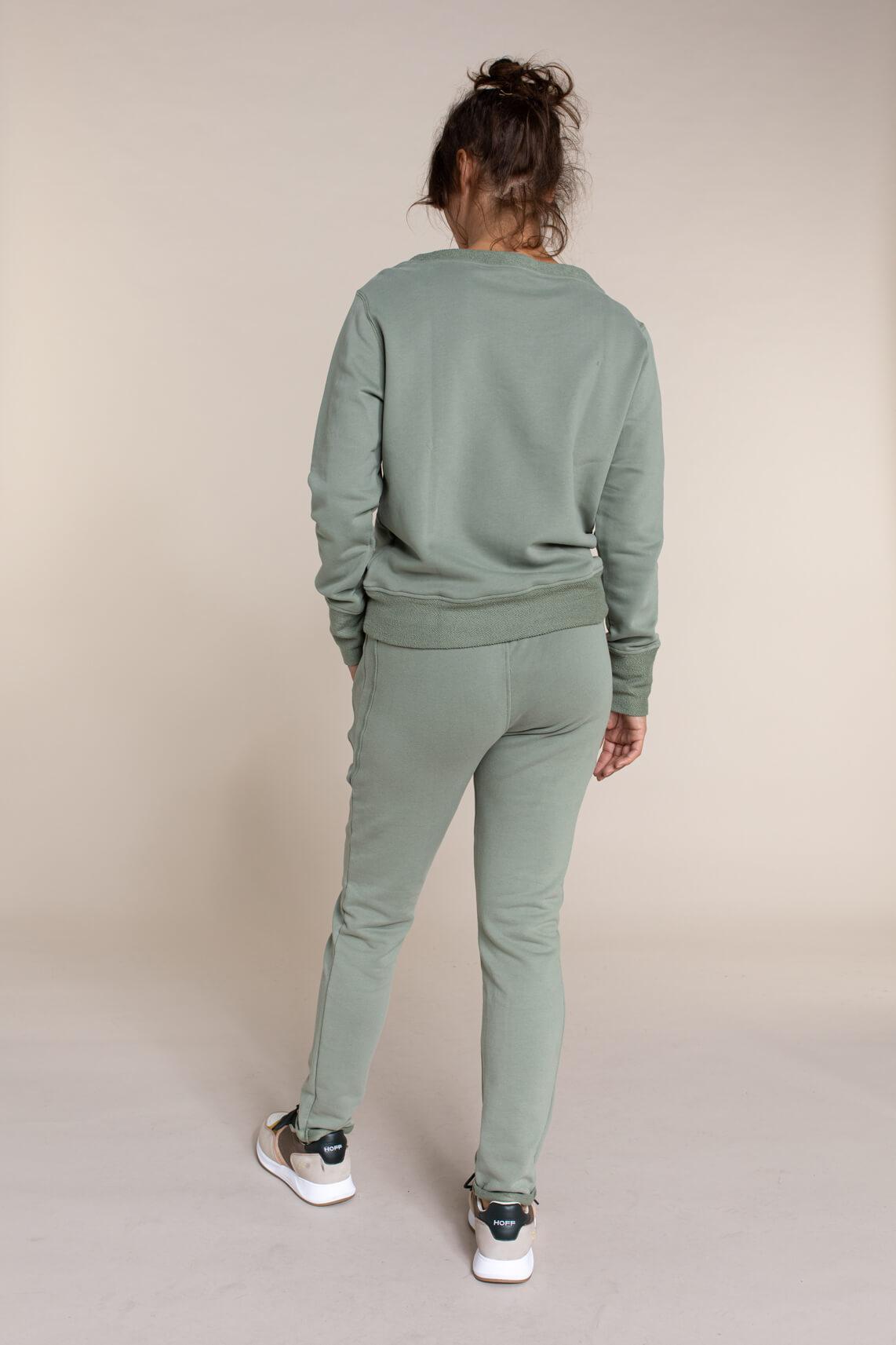 Moscow Dames Tyana sweater groen