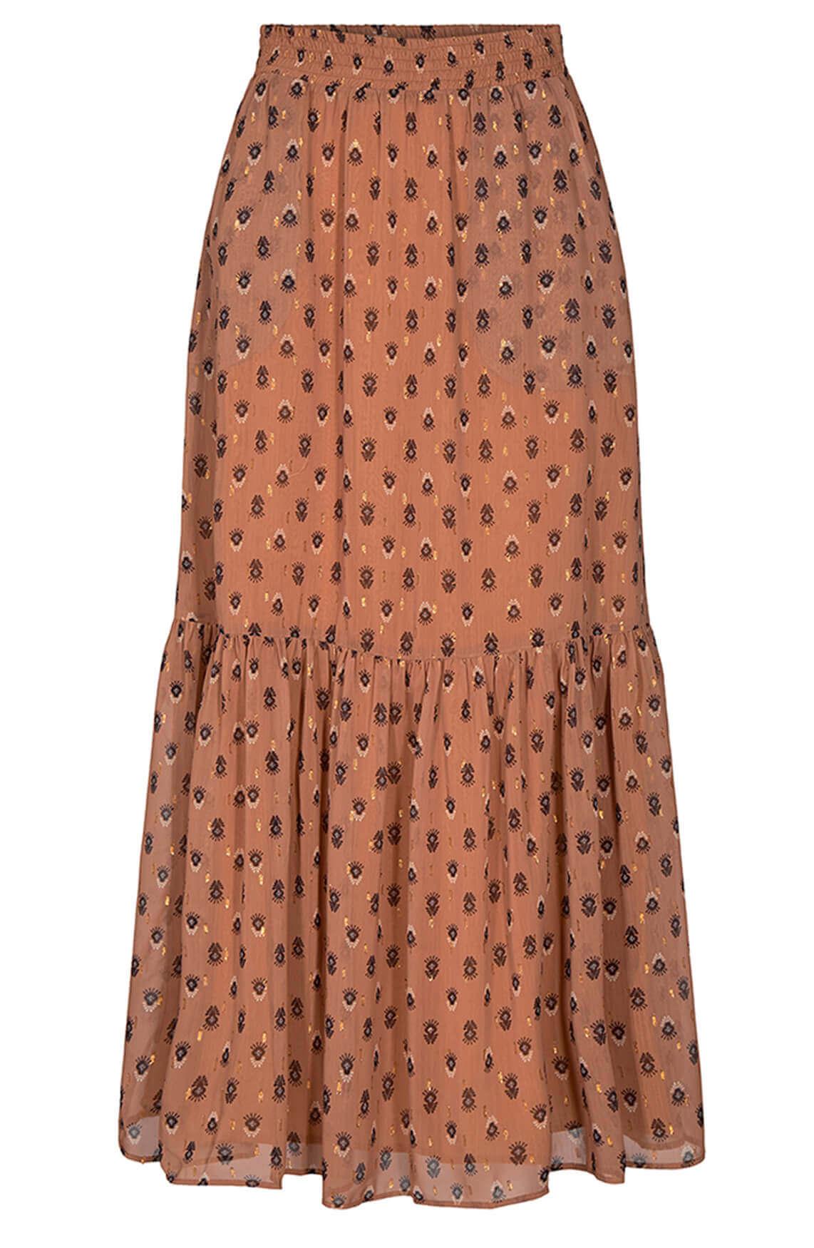Co Couture Dames Moni Gipsy rok Bruin