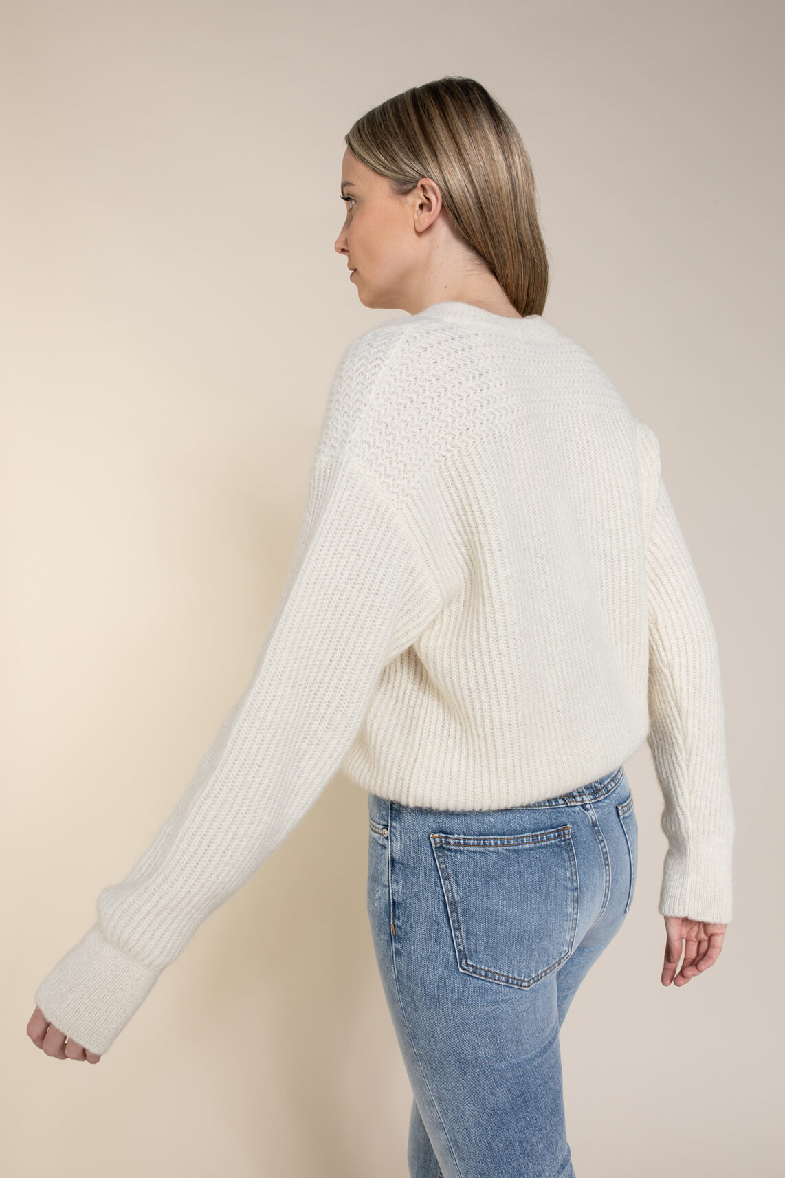 Closed Dames Pullover Beige