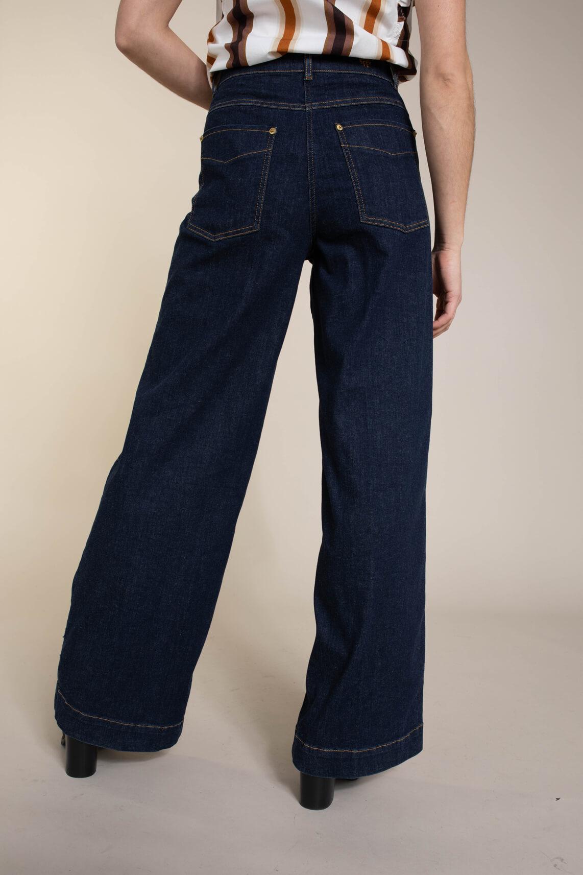 Baum und Pferdgarten Dames Nicette jeans Blauw