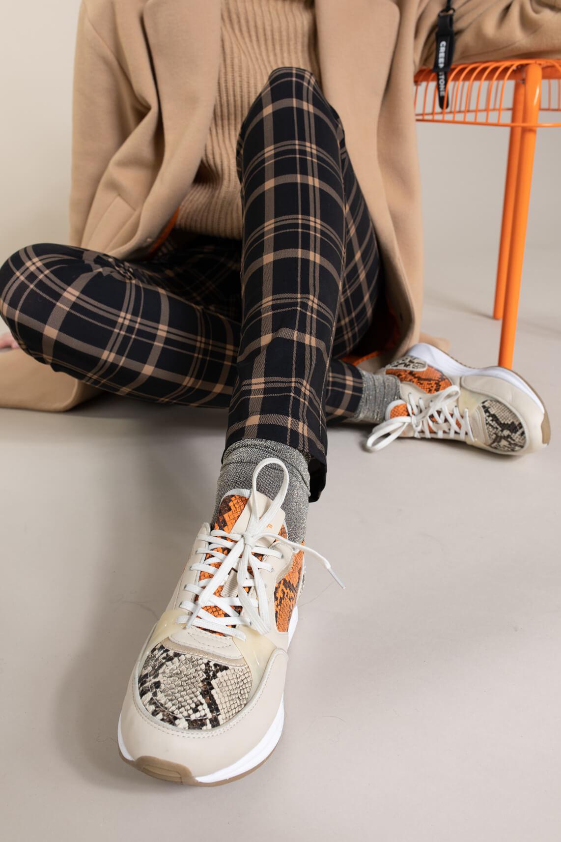 Hoff Dames Navigli sneaker Oranje