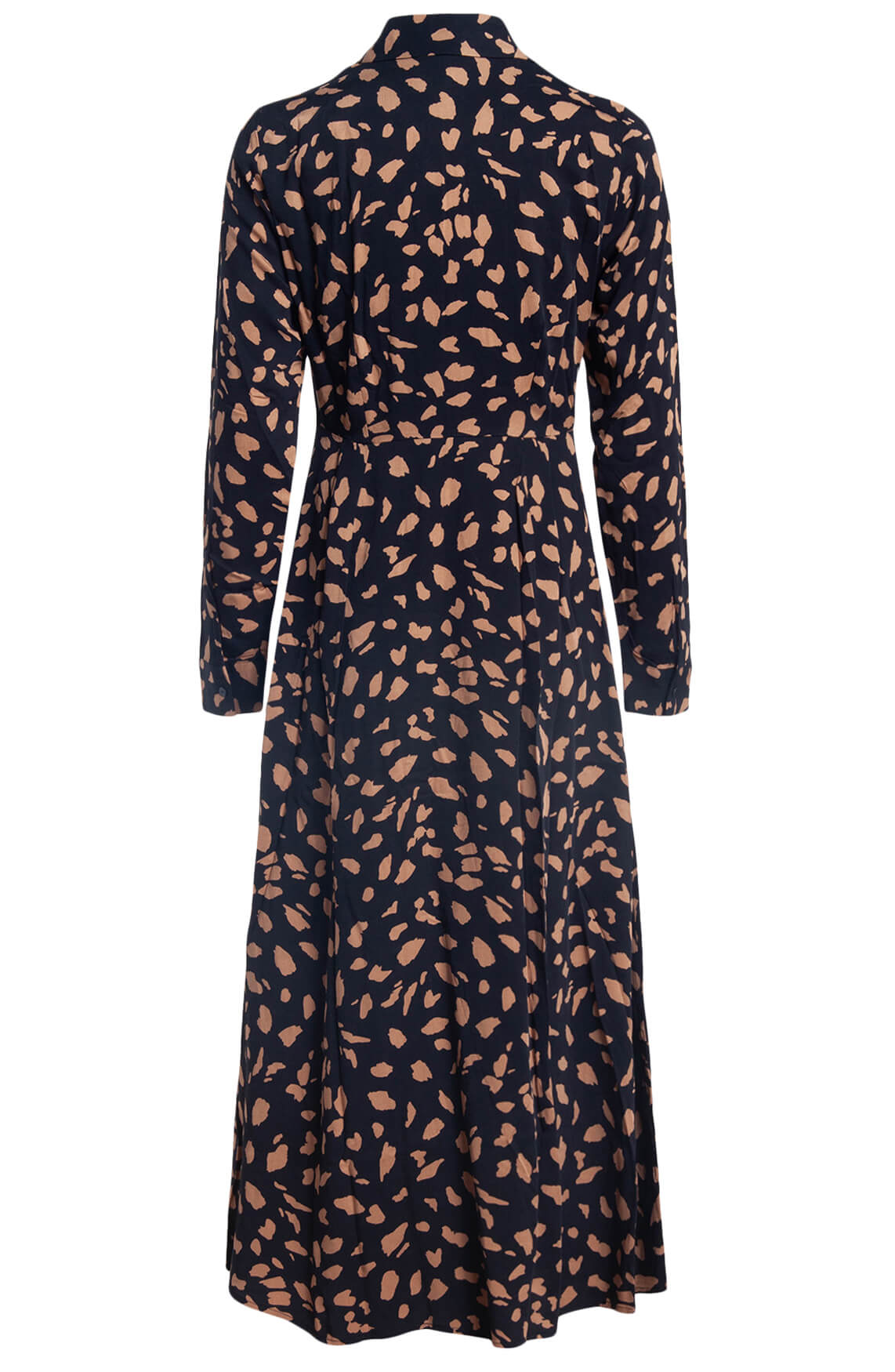 Object Dames Lange jurk Bruin