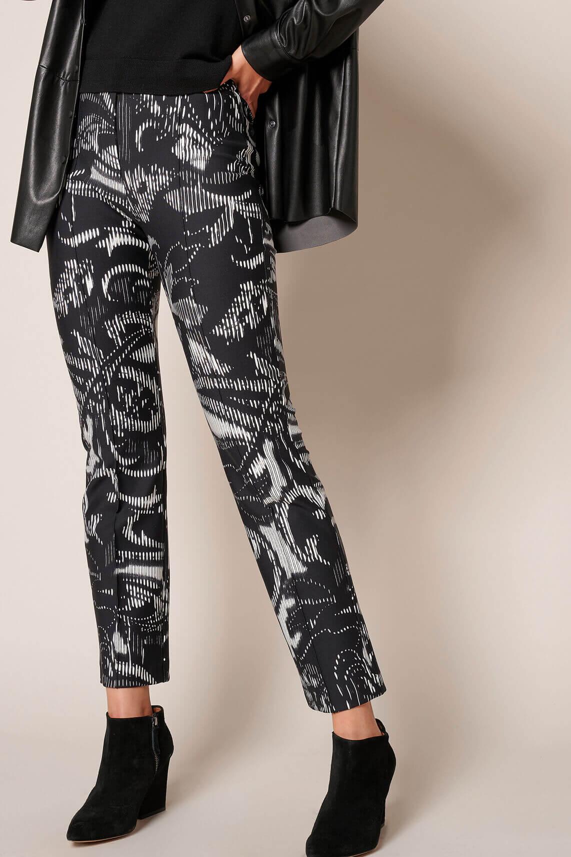 Rosner Dames L30 Antonia pantalon zwart